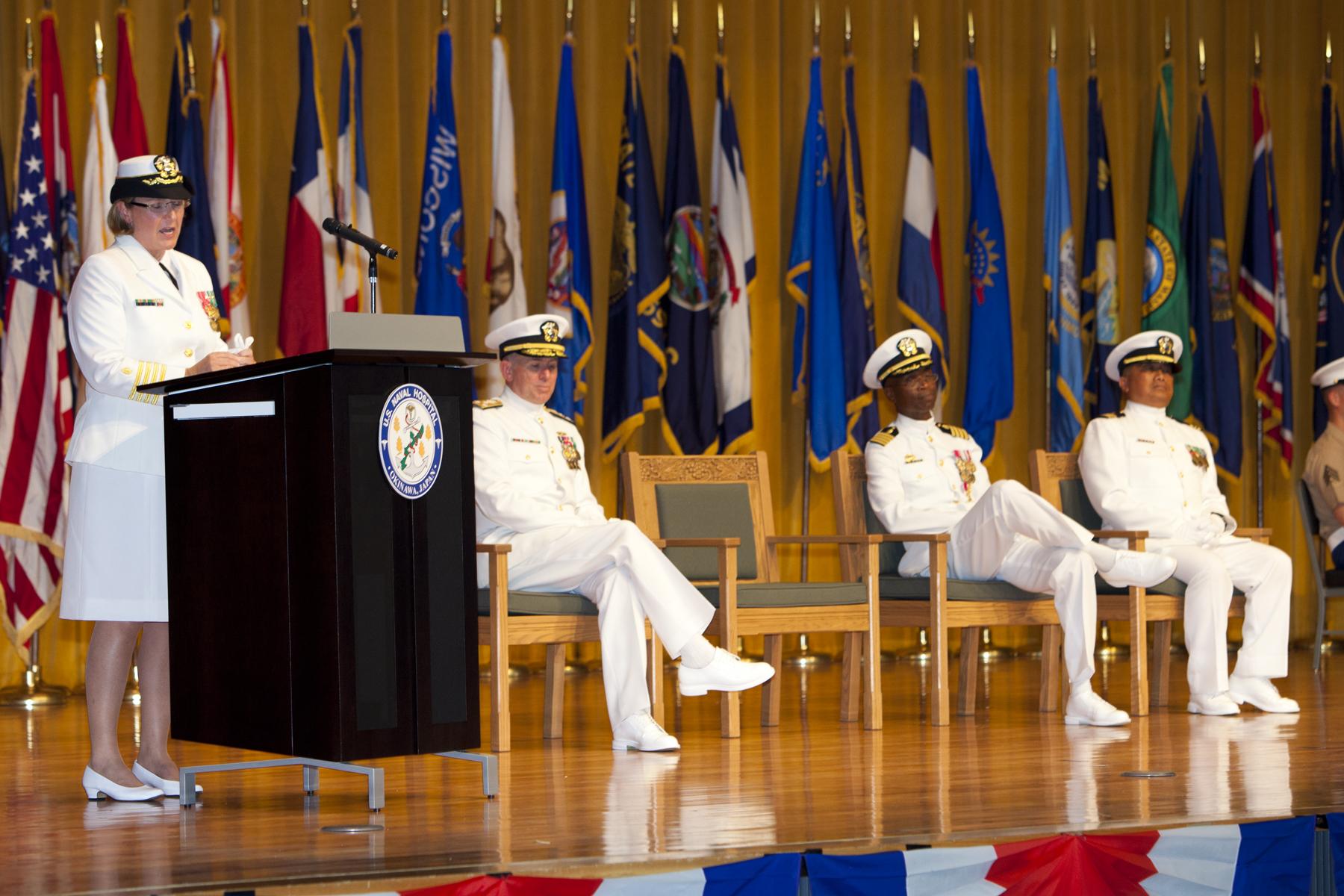 Naval Hospital Camp Lejeune Number Of Beds