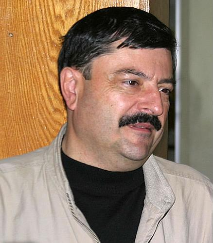 Cosmonaut Musa Manarov (10 October 2004)Source: UR3IRS at Russian Wikipedia U2mir_musa_manarov.jpg