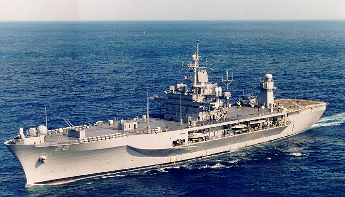 Image:USS Mount Whitney;10012001.jpg
