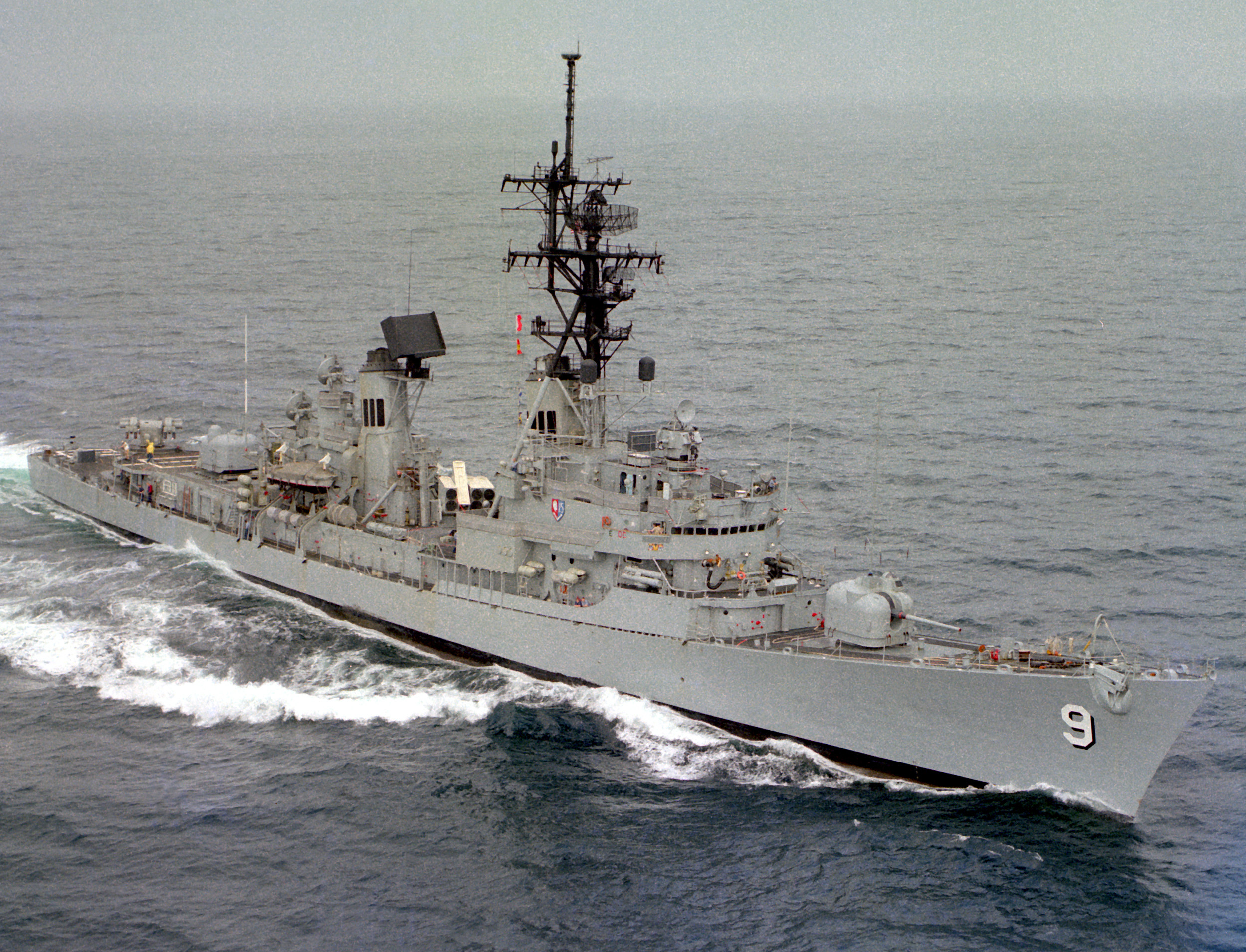 USS Towers (DDG-9)