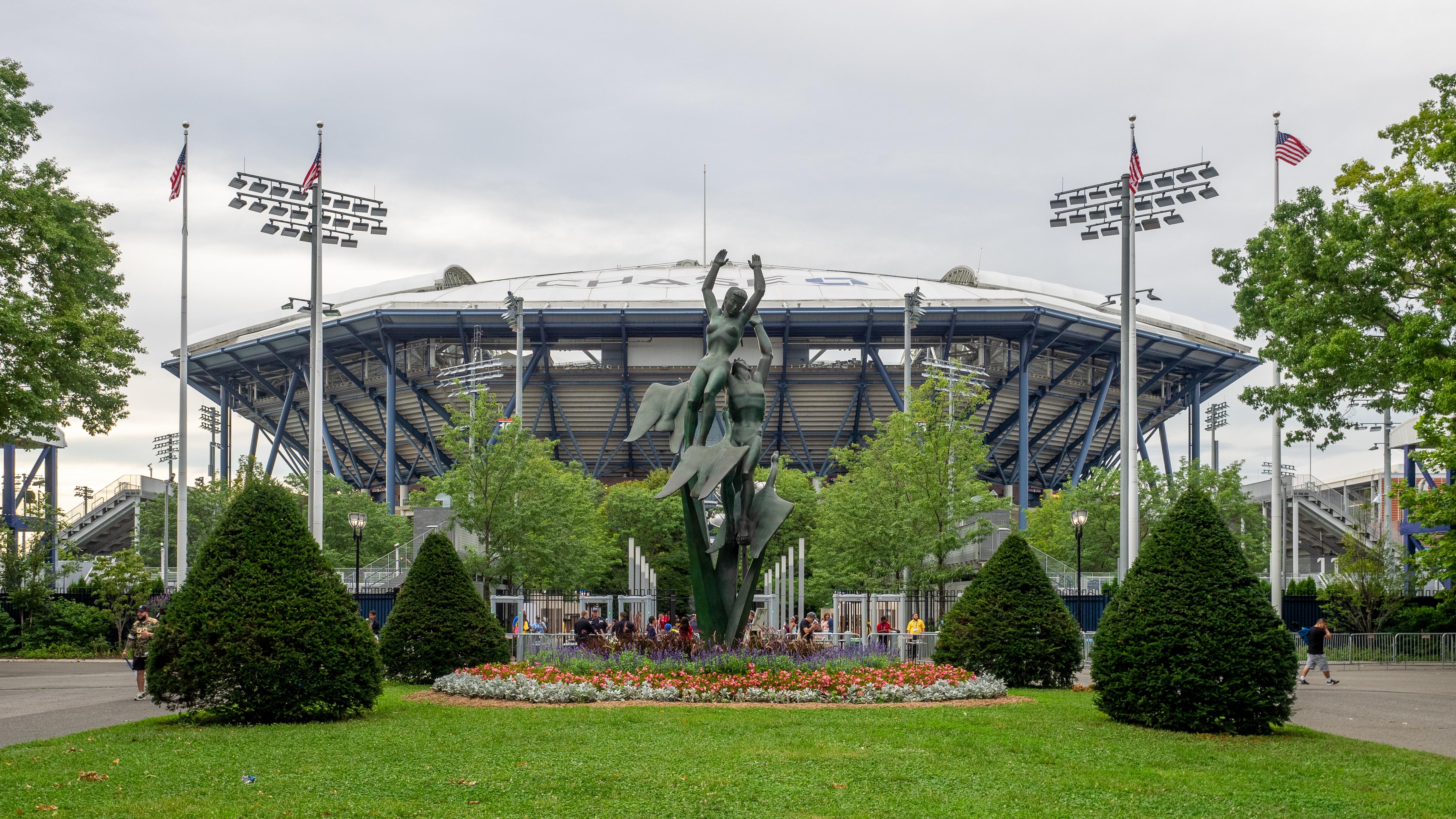 USTA Billie Jean King National Tennis Center - Wikipedia