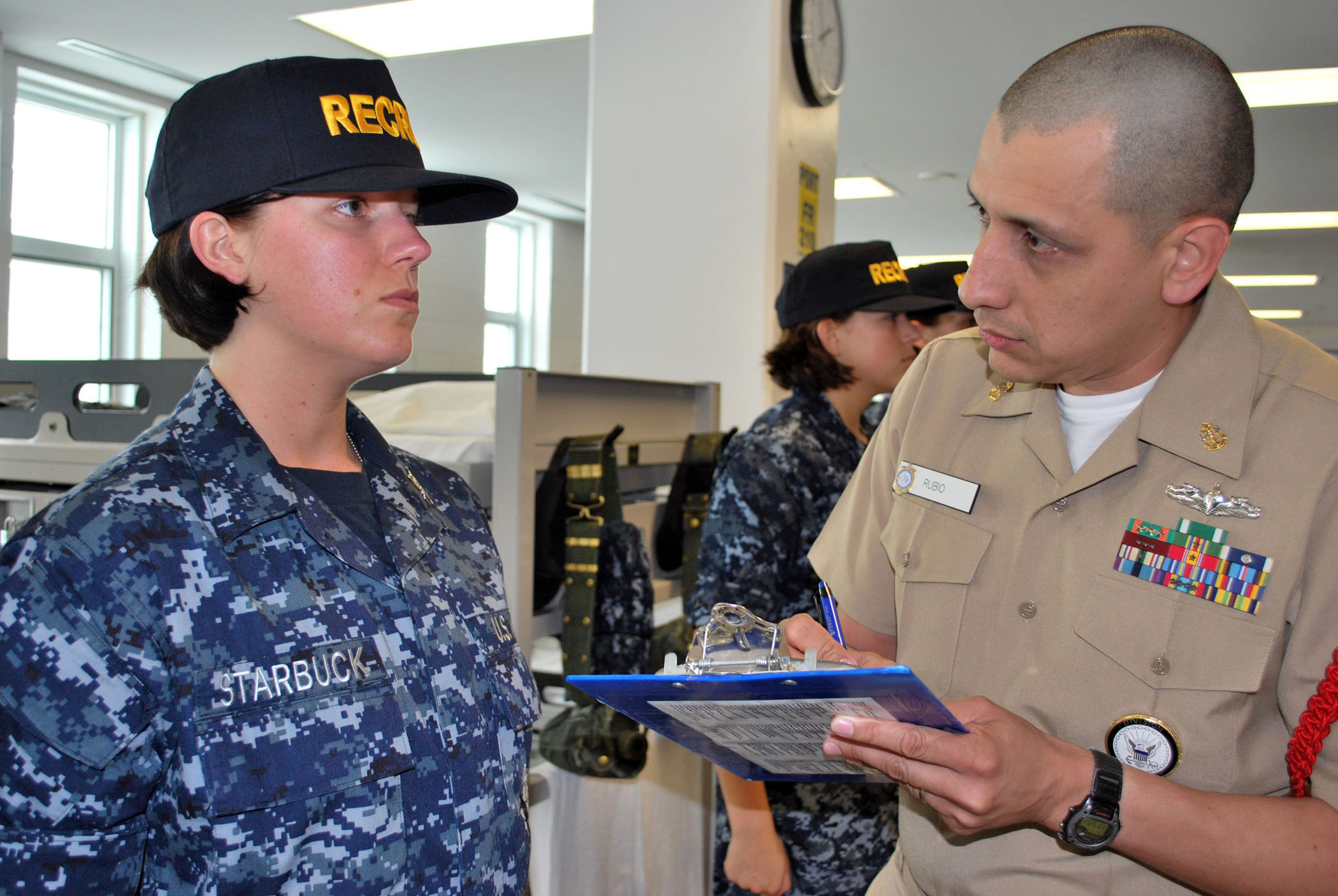 Navy Seaman Uniforms