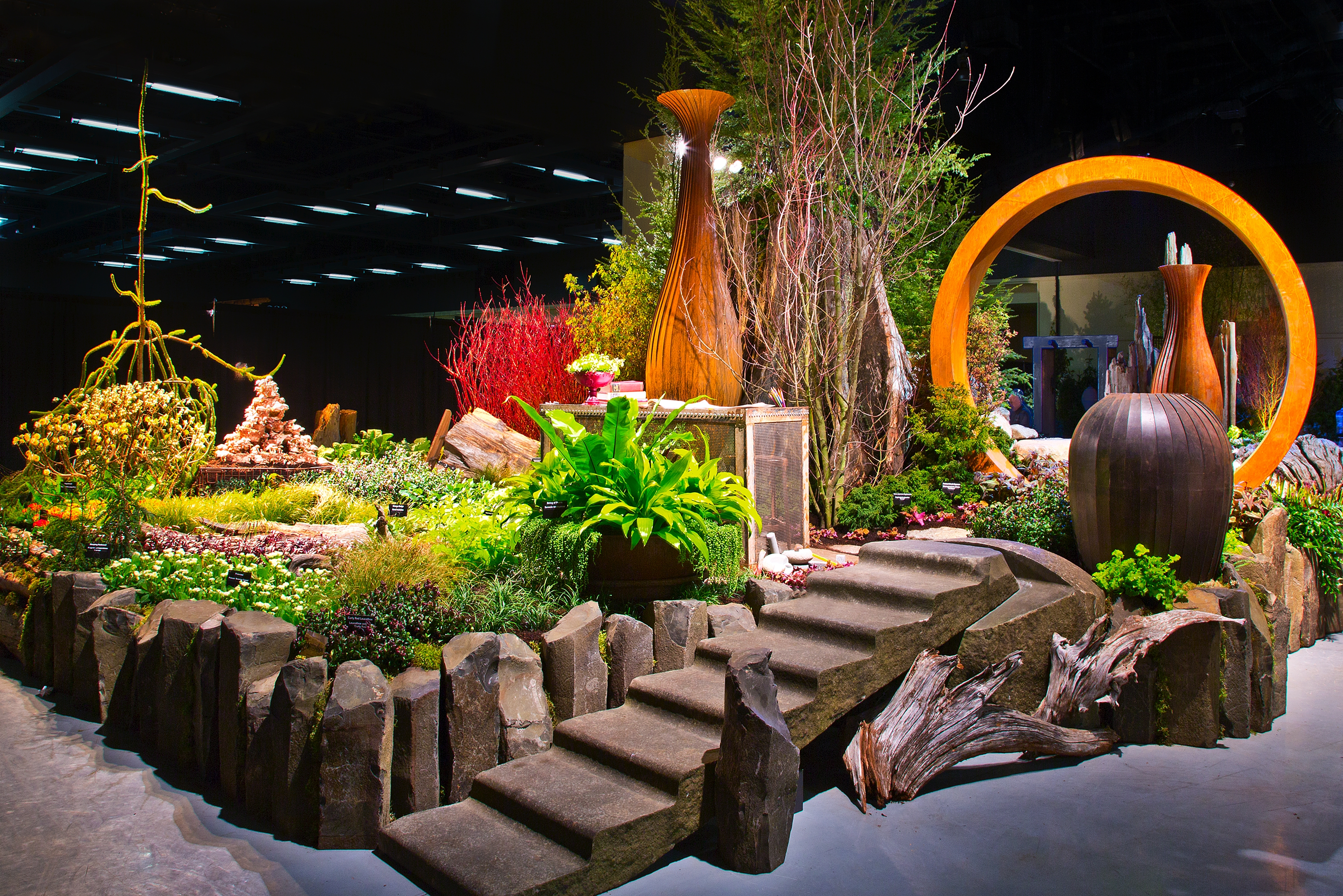 northwest flower and garden show - wikipedia