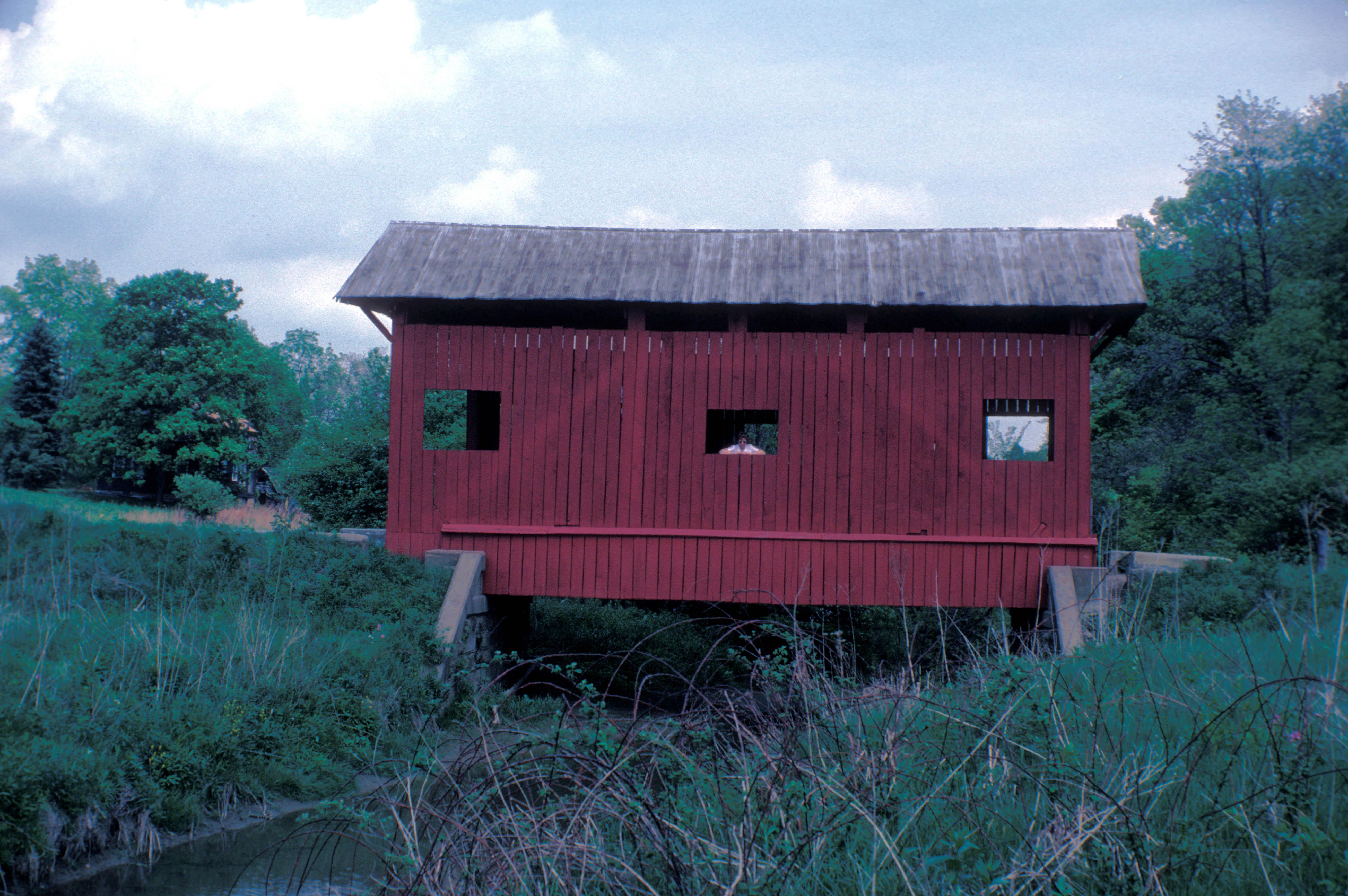 Wilson's Mill Covered Bridge