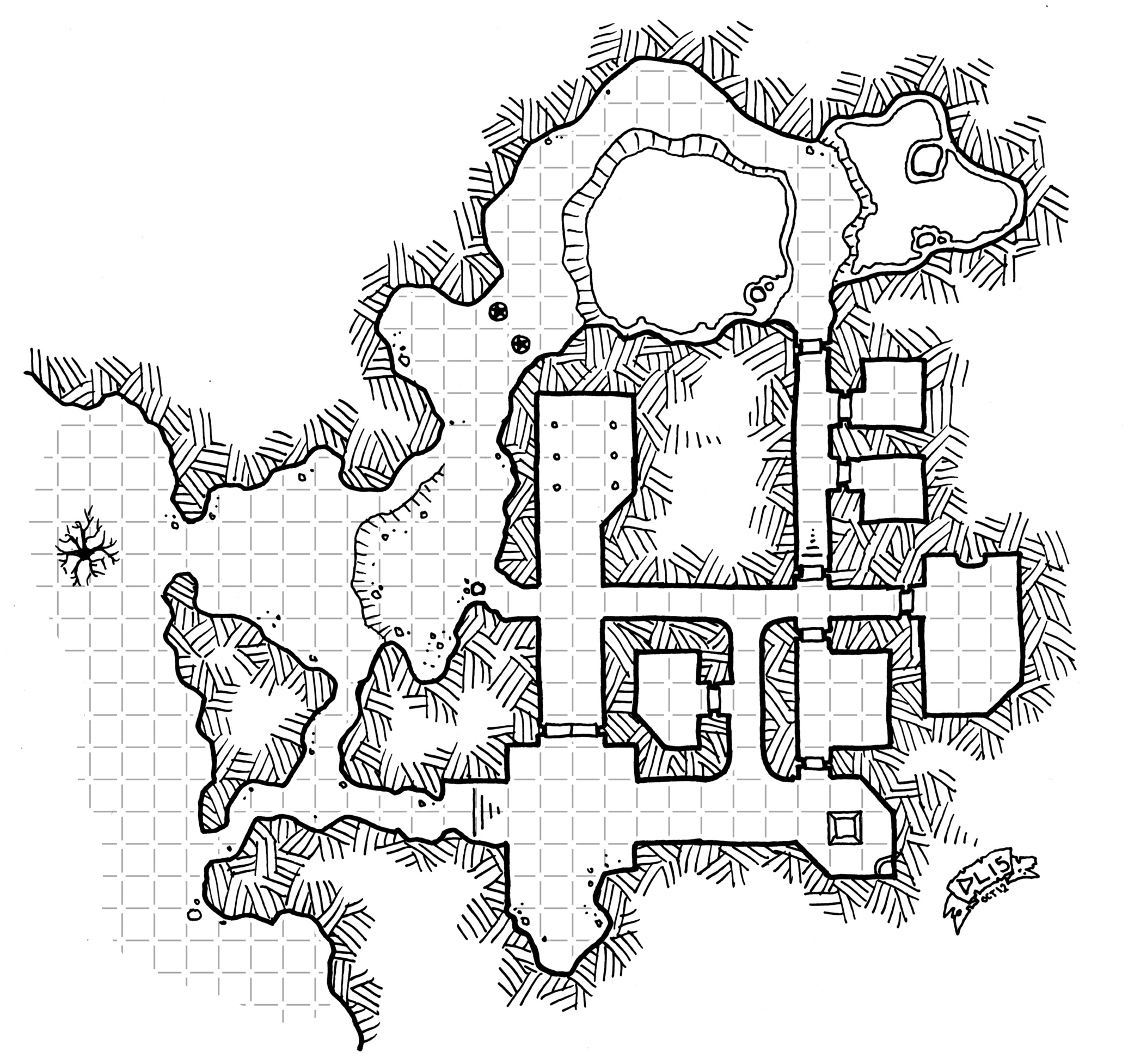 Picture of a game: Dungeon Crawl