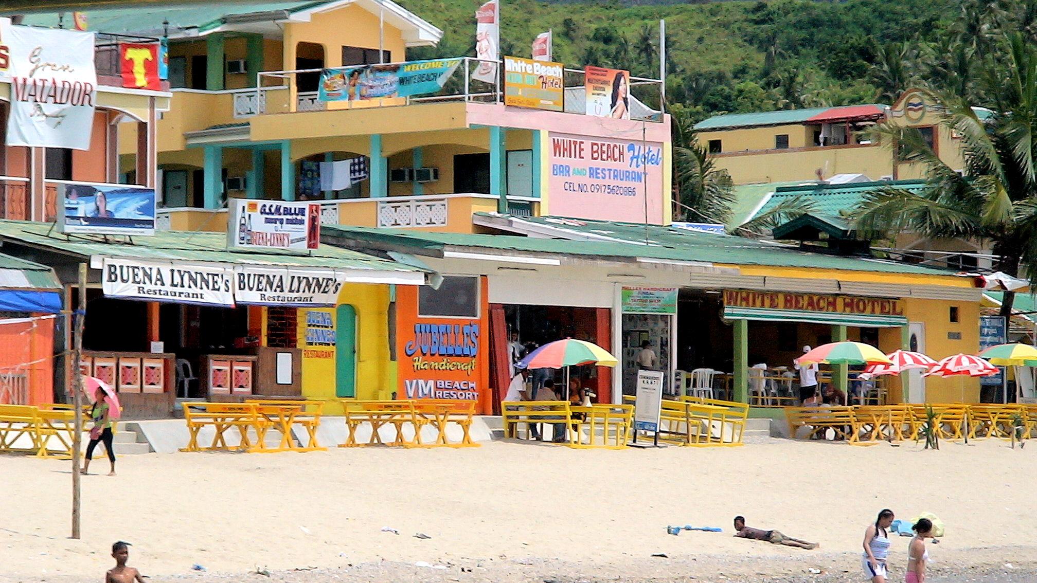 file:white beach hotel, puerto galera - panoramio - wikimedia