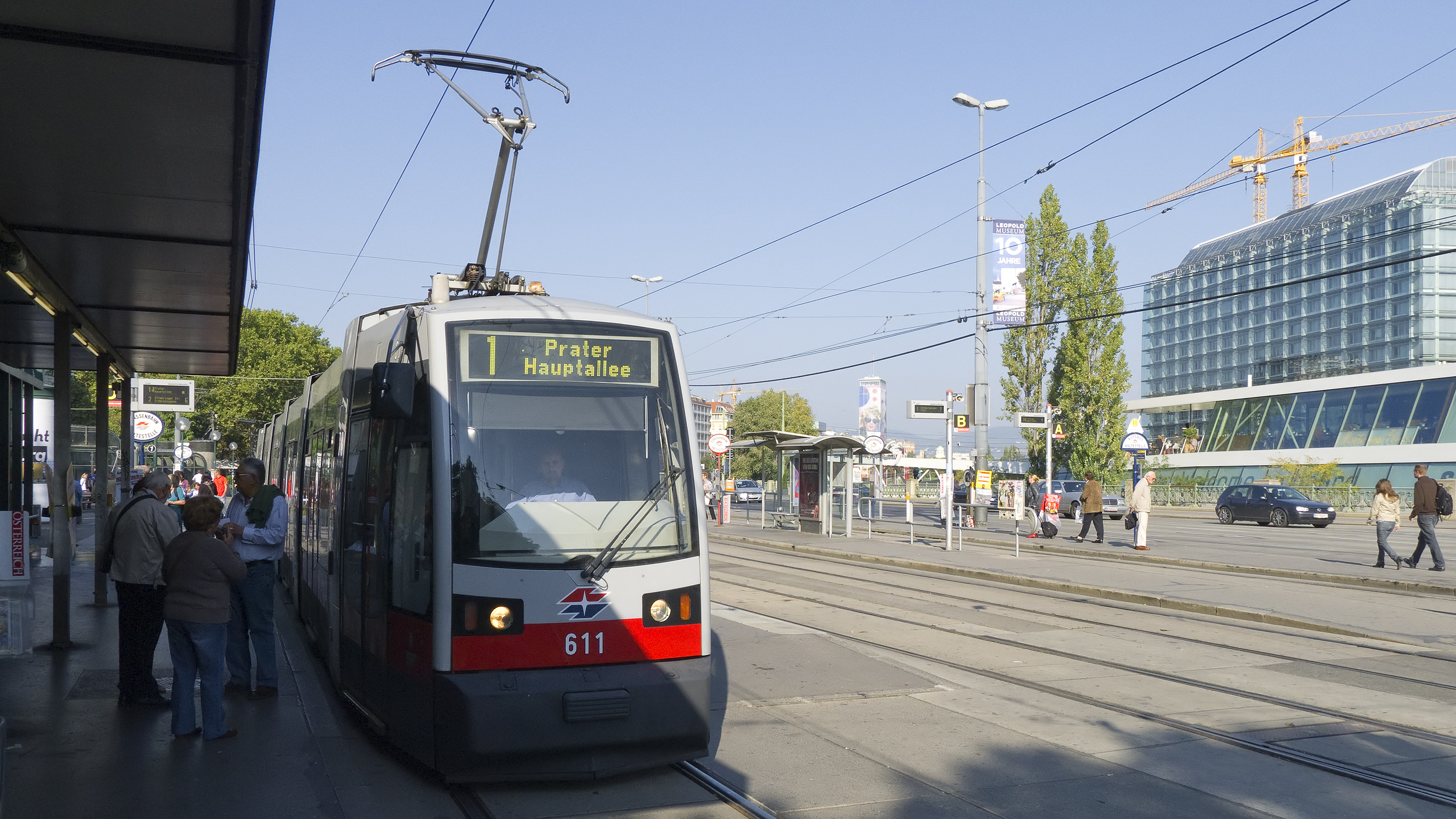image Tram line 11 in dresden saxony germany Part 4