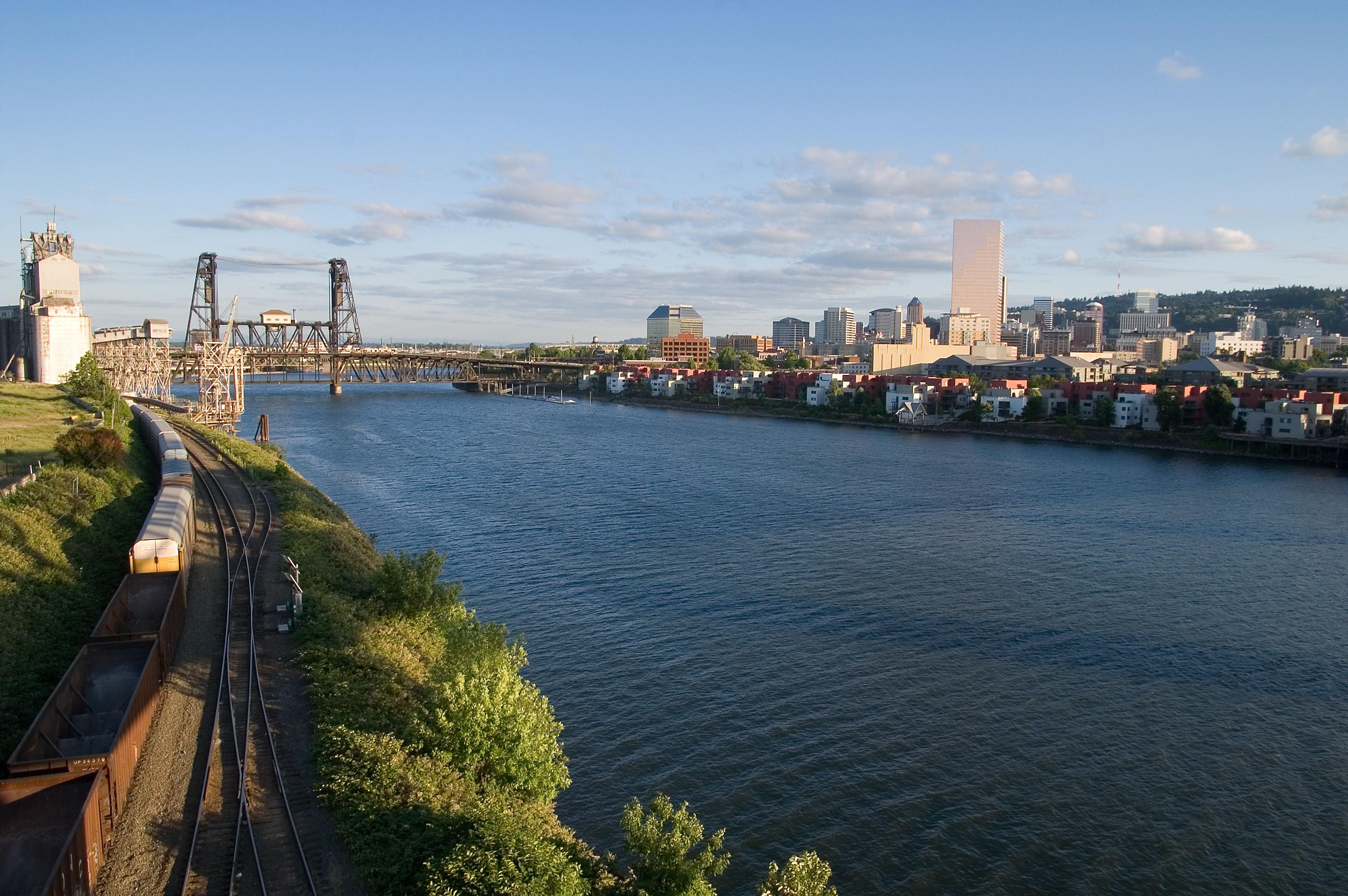 ecopol project portland state university the willamette river and soil contamination. Black Bedroom Furniture Sets. Home Design Ideas