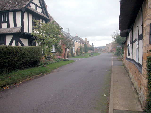 Childswickham village