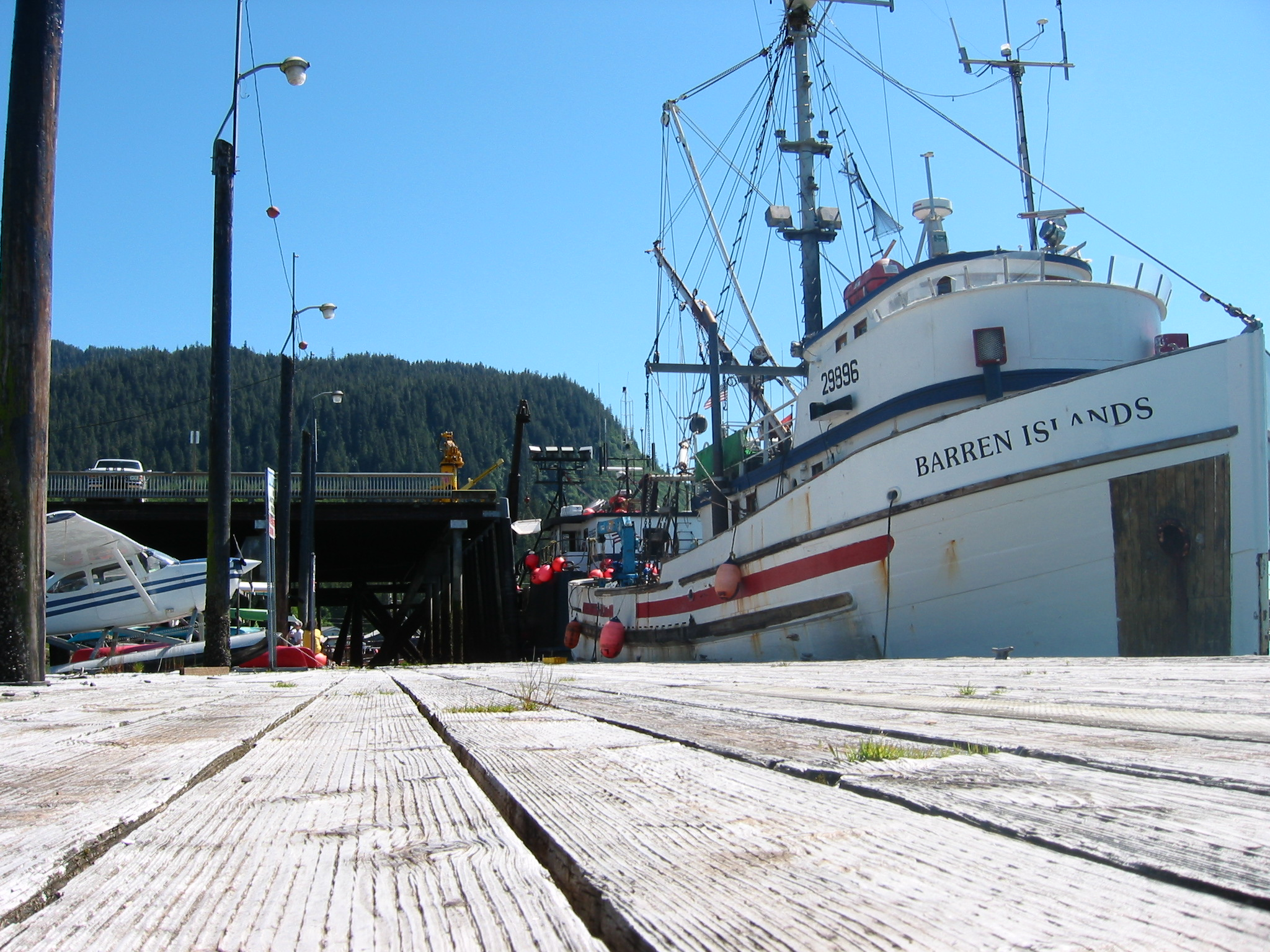 Alaskan fishing resorts alaskan fishing boats for What is commercial fishing