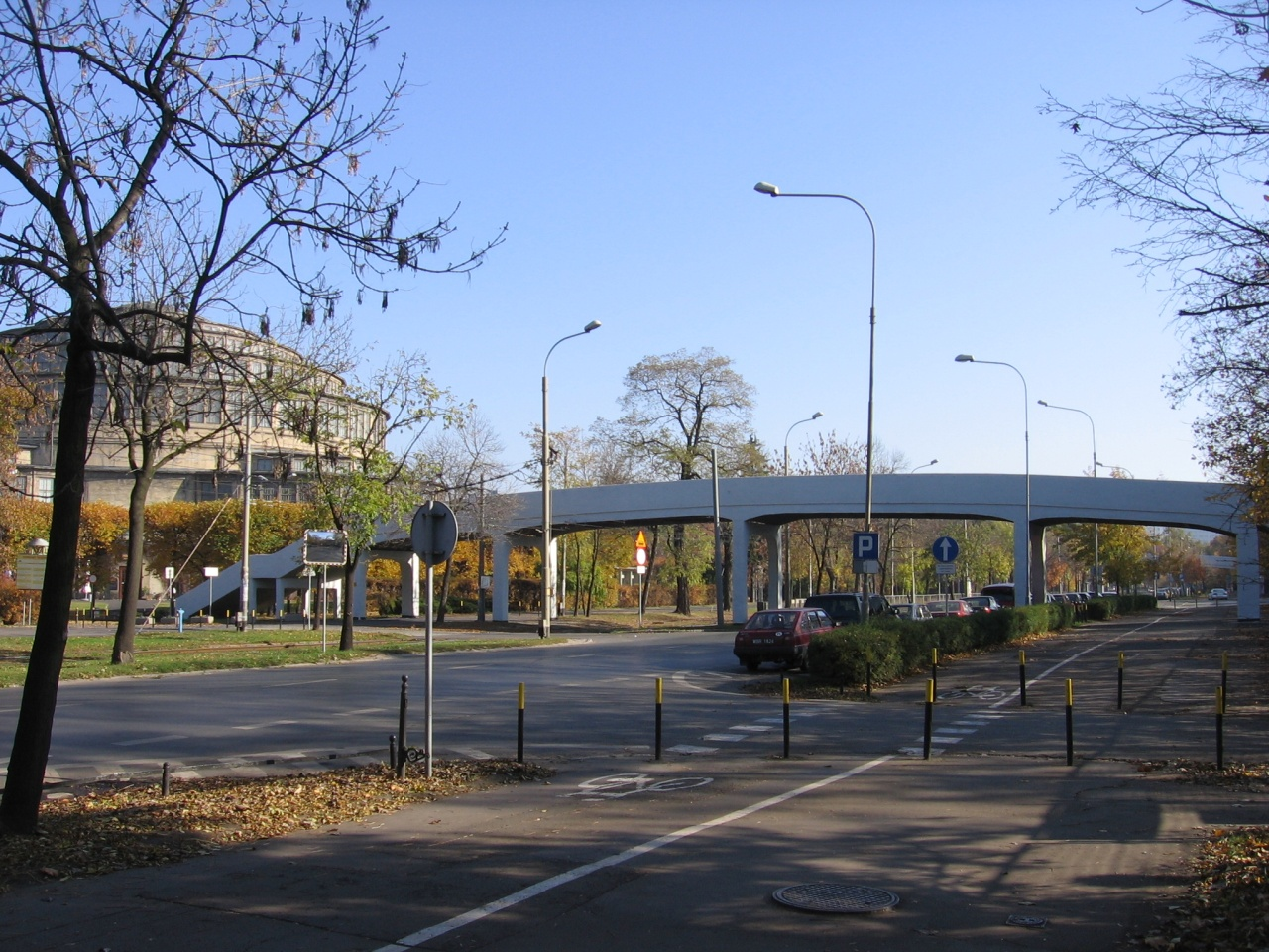 Ulica Zygmunta Wróblewskiego we Wrocławiu