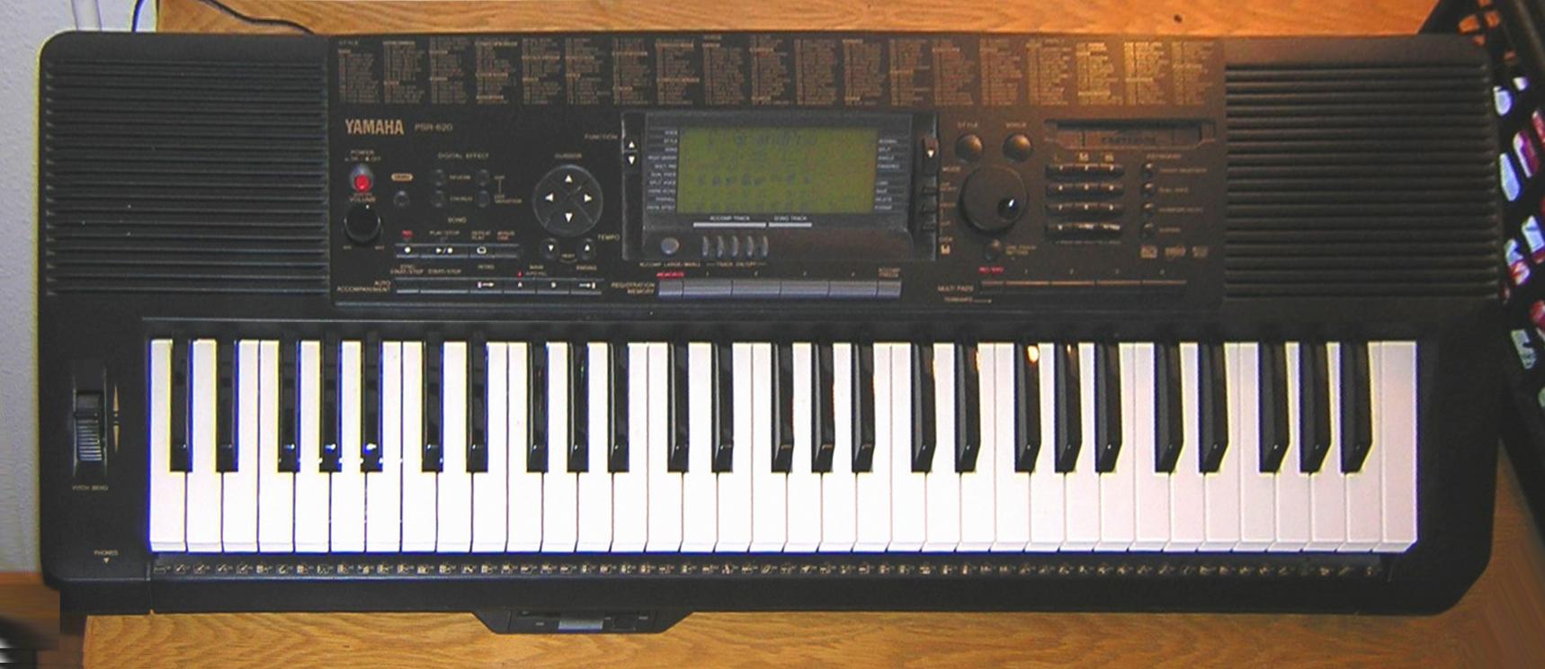 Yamaha E Keyboard Review