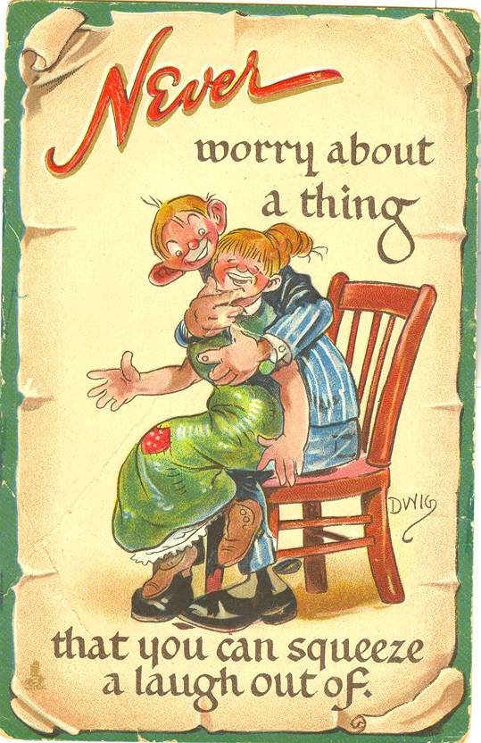 """File:""""Never Series"""" of postcards no. 100, Raphael Tuck & Sons' Dry Humor  (NBY 7976).jpg - Wikimedia Commons"""