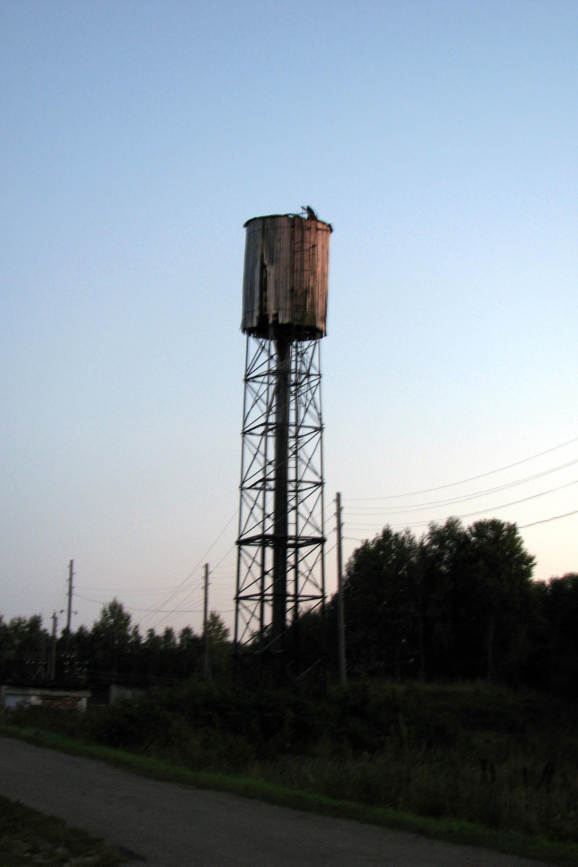 Собственная водонапорная башня