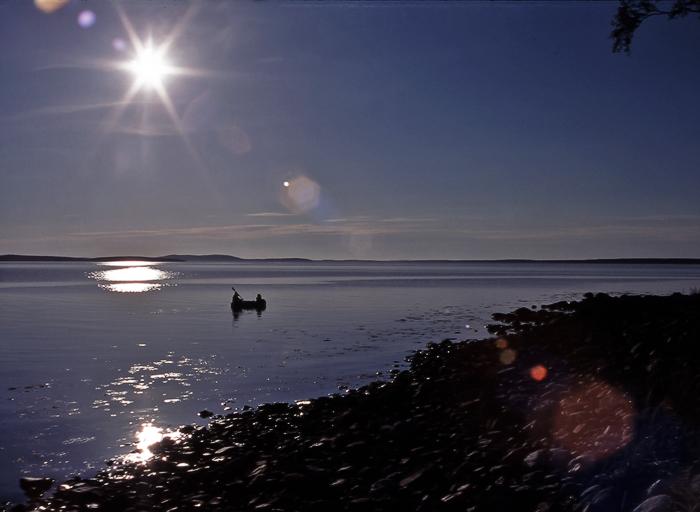 Depiction of Mar de Barents