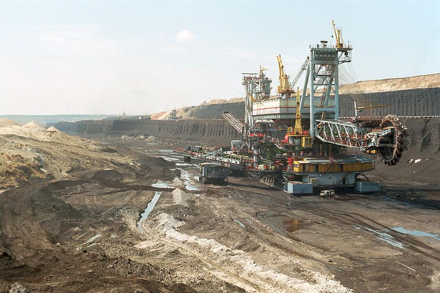 Канско-Ачинский угольный бассейн — Википедия