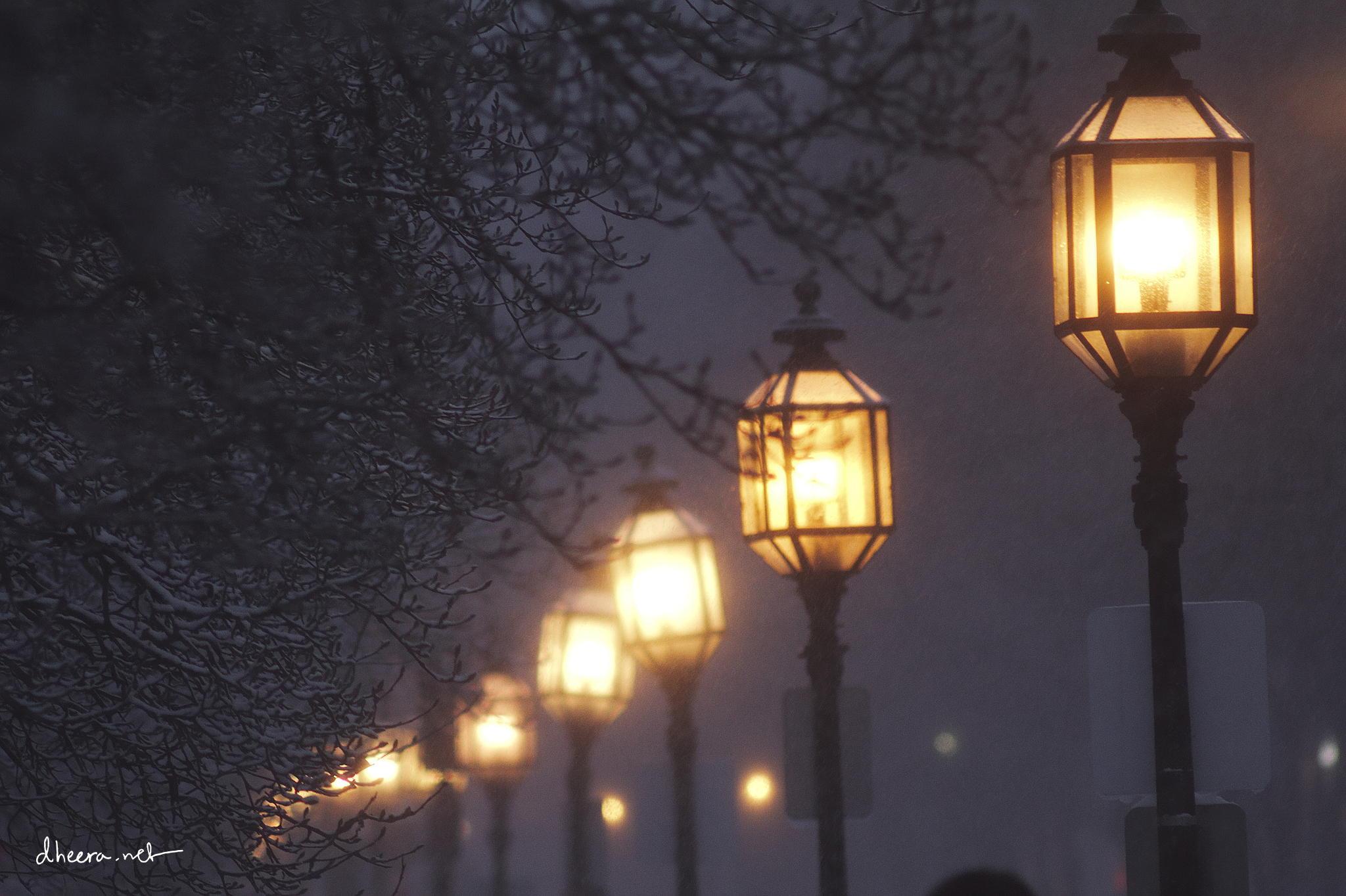 Комунальники лагодять світло в Ужгороді