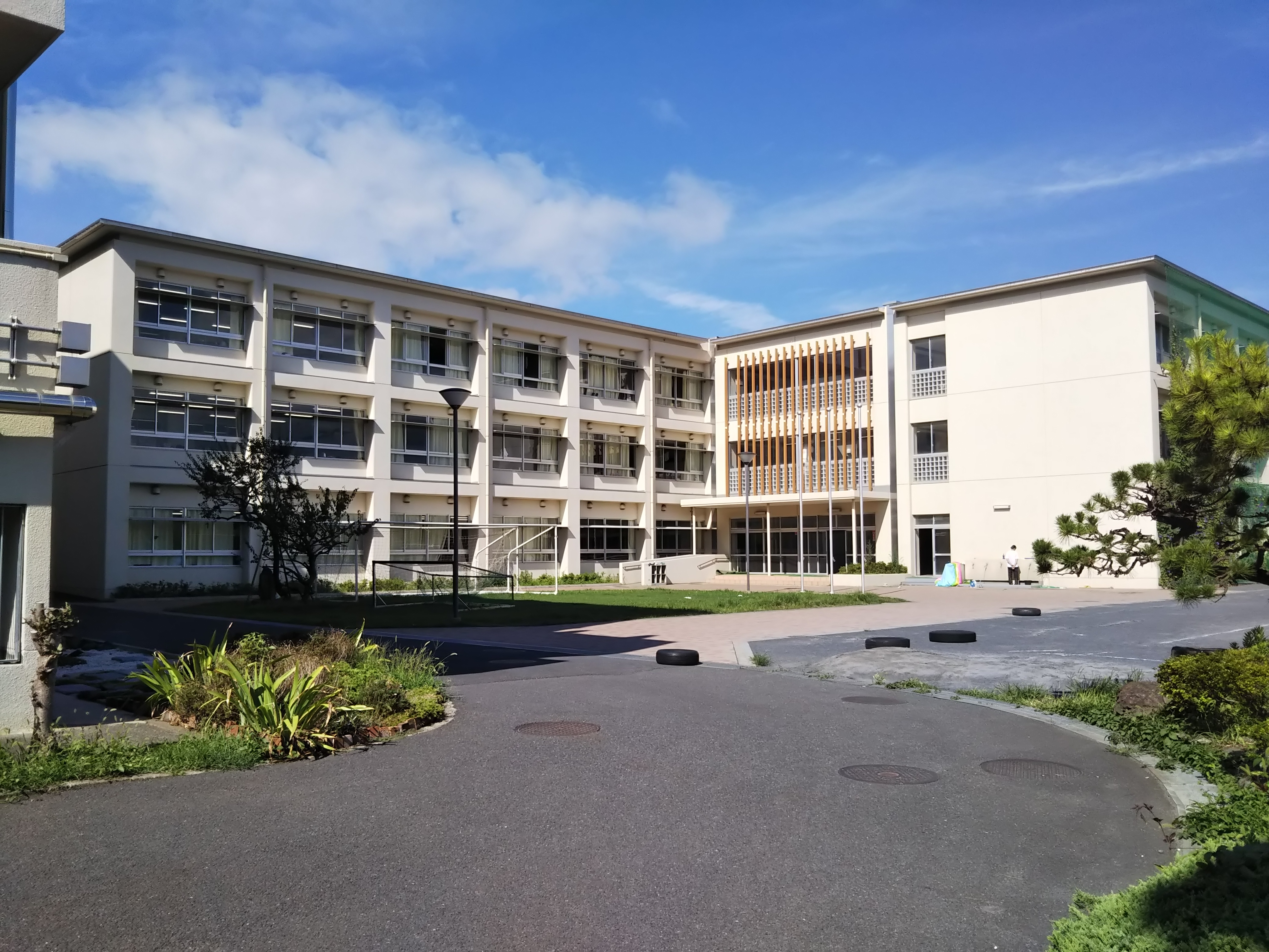高校 緑ヶ丘