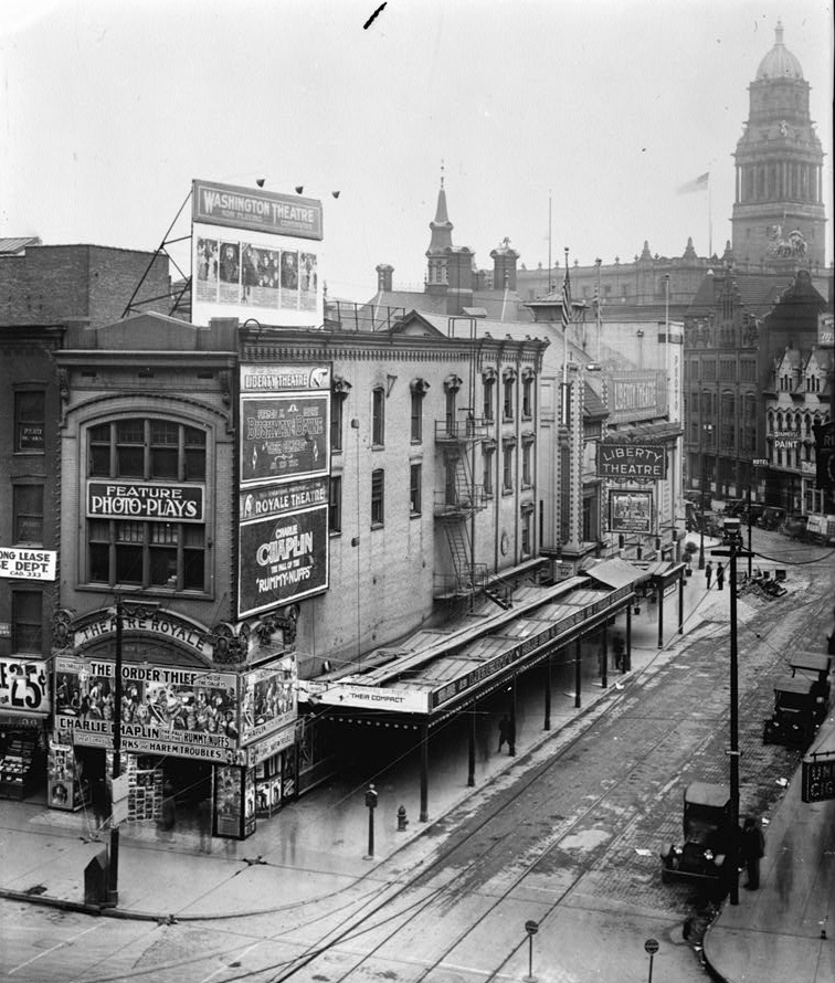 Image Result For Alexandria Movie Theater