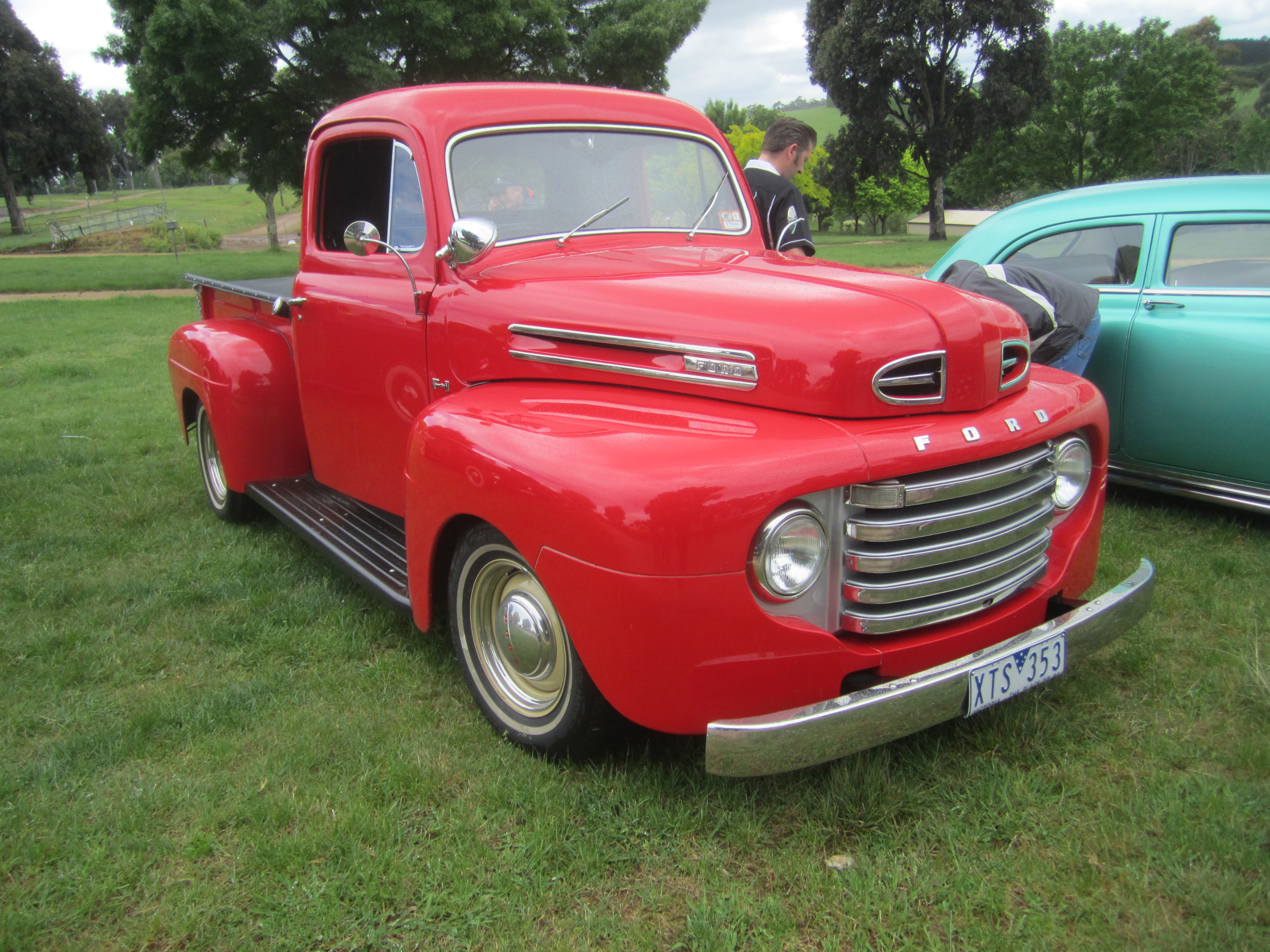 File 1948 Ford F 1 Pickup Jpg Wikimedia Commons
