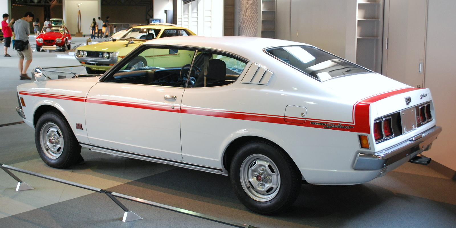 Mitsubishi  Paint Colour Code