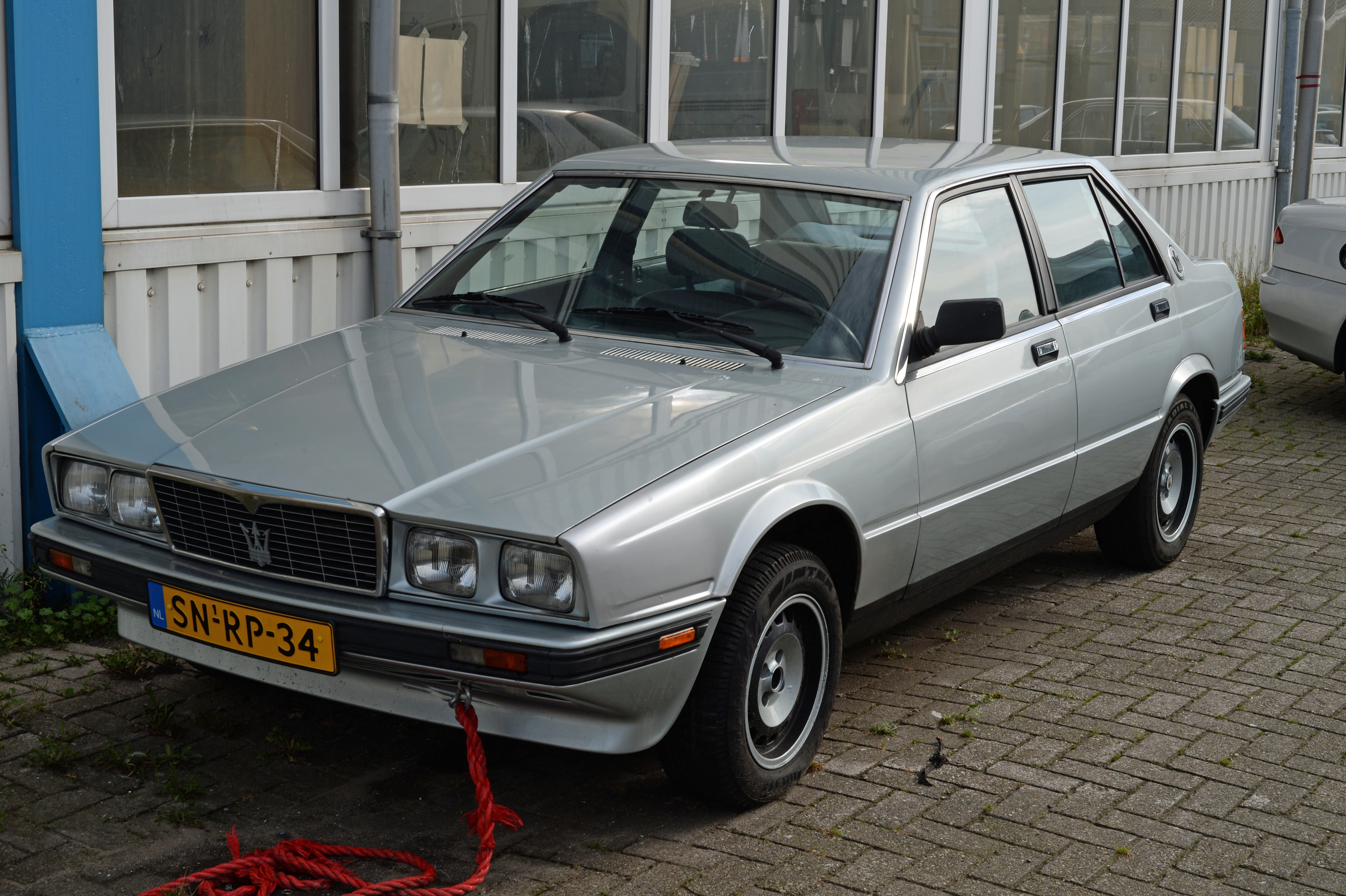 File:1986 Maserati Biturbo 420 (15310804949).jpg ...