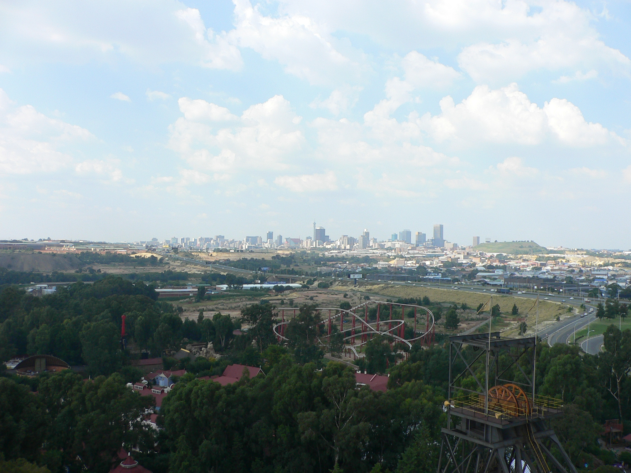 Gold Reef City >> Gold Reef City Wikipedia