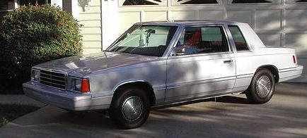1983 Plymouth Reliant coupe & Plymouth Reliant - Wikiwand