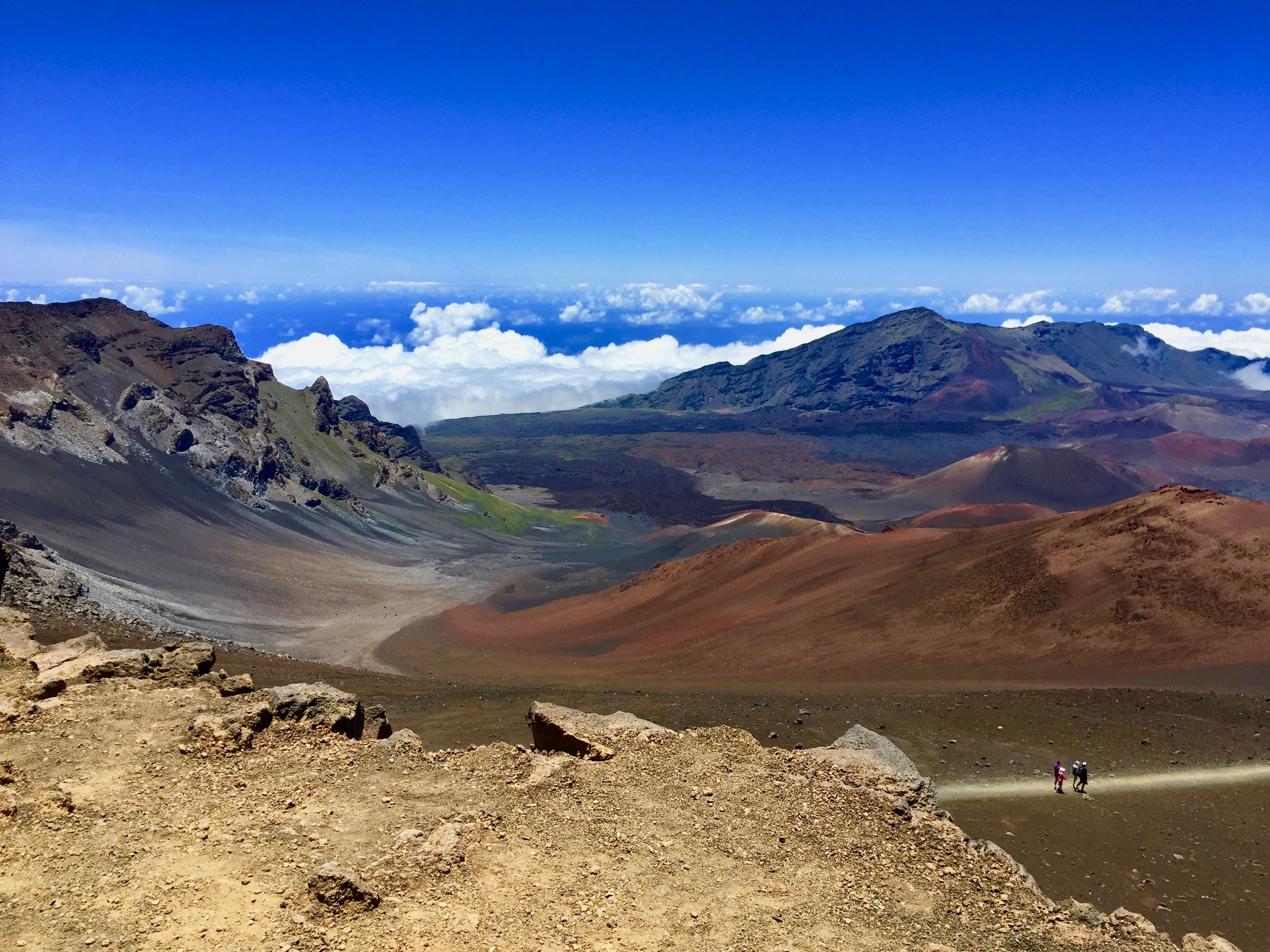 Haleakala national park cool hawaii places