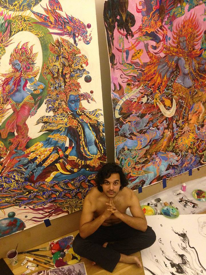 Abhishek Singh Artist Wikipedia