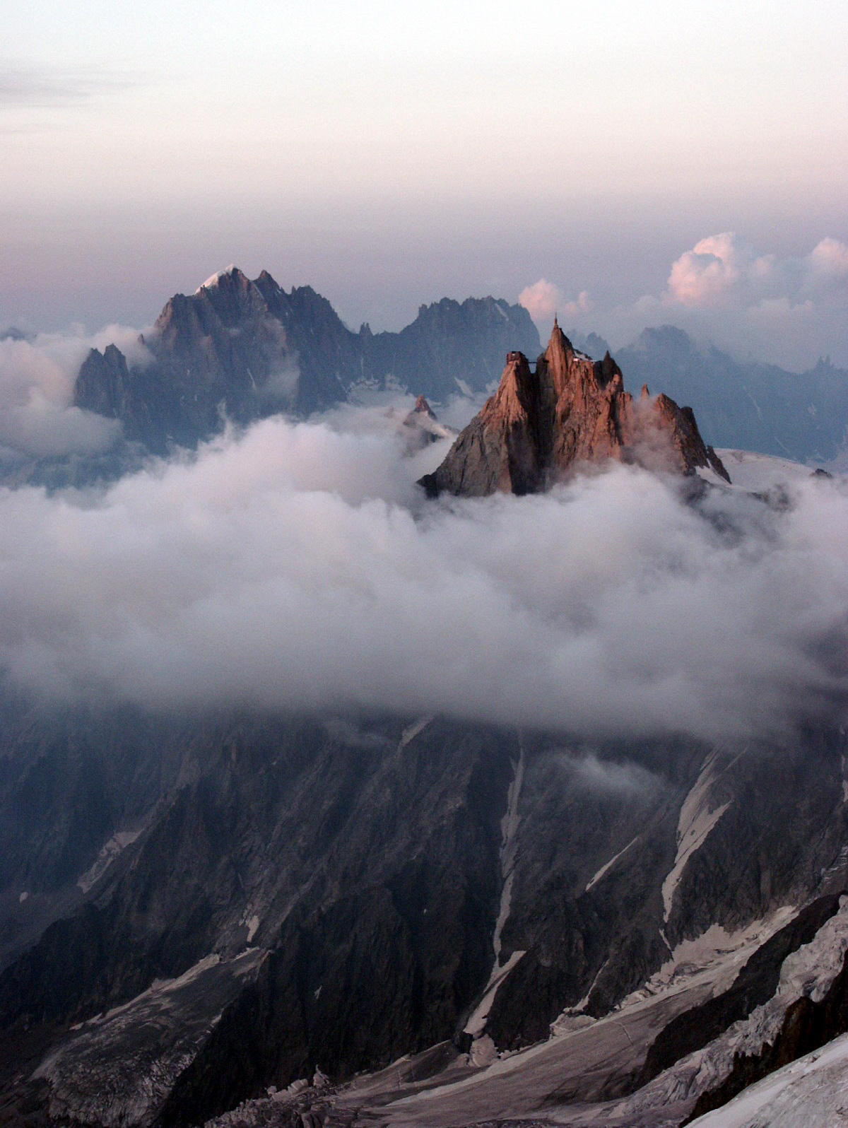 aiguille du midi wikipedia. Black Bedroom Furniture Sets. Home Design Ideas