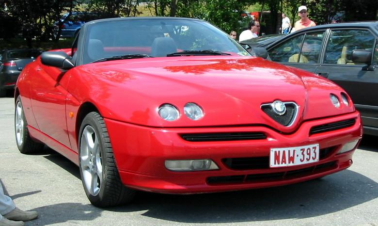 + l�hes kaikki muut Alfa Romeot.