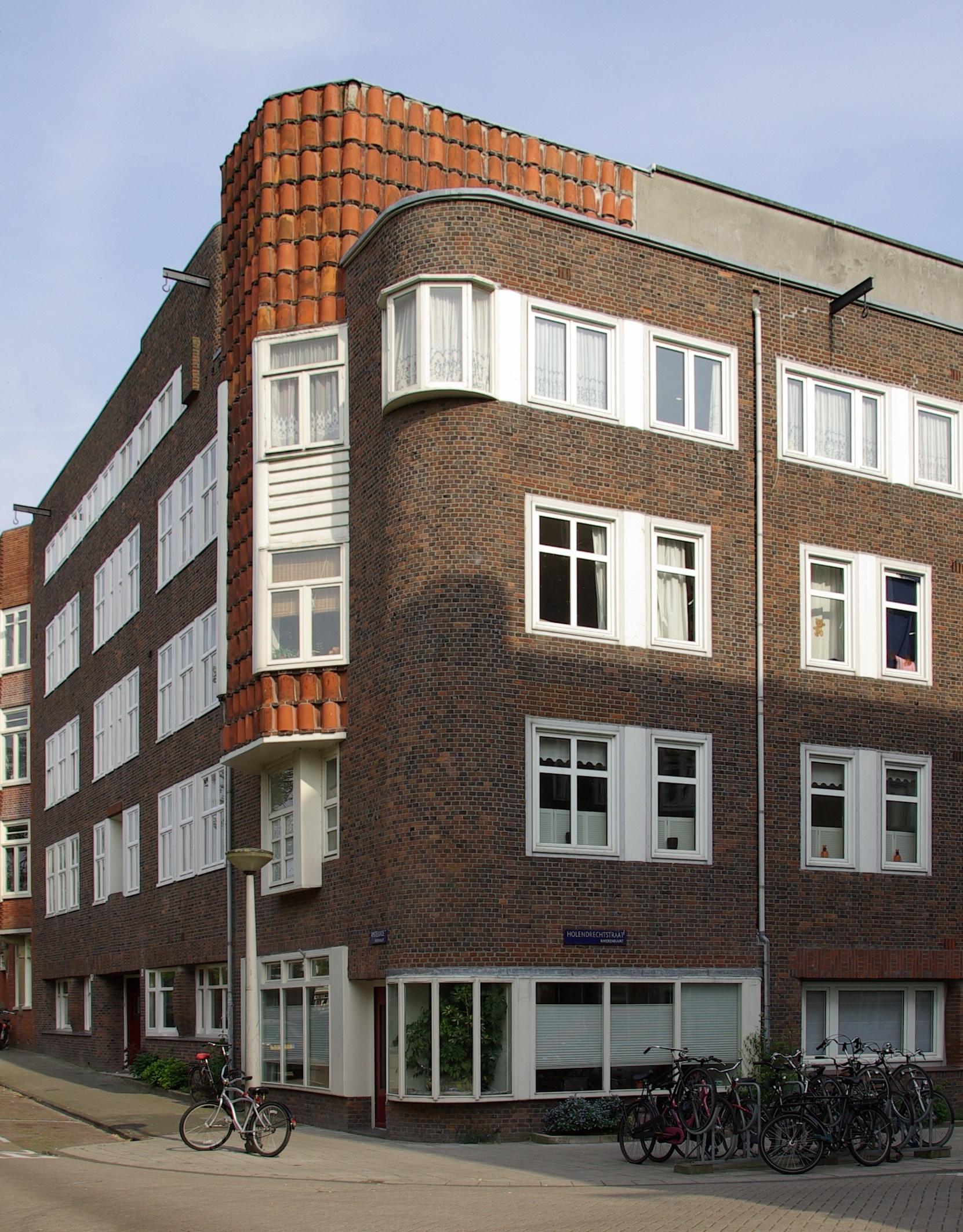 File amsterdam woonhuis holendrechtstraat 1 47 009 jpg for Woonhuis rotterdam