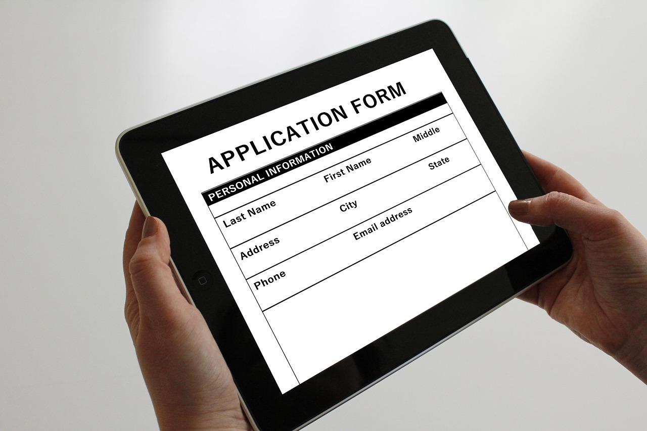 File:Application form tablet.jpg - Wikimedia Commons