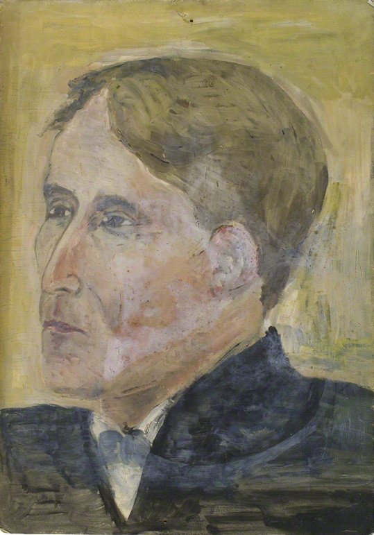 A portrait of Waley by Ray Strachey