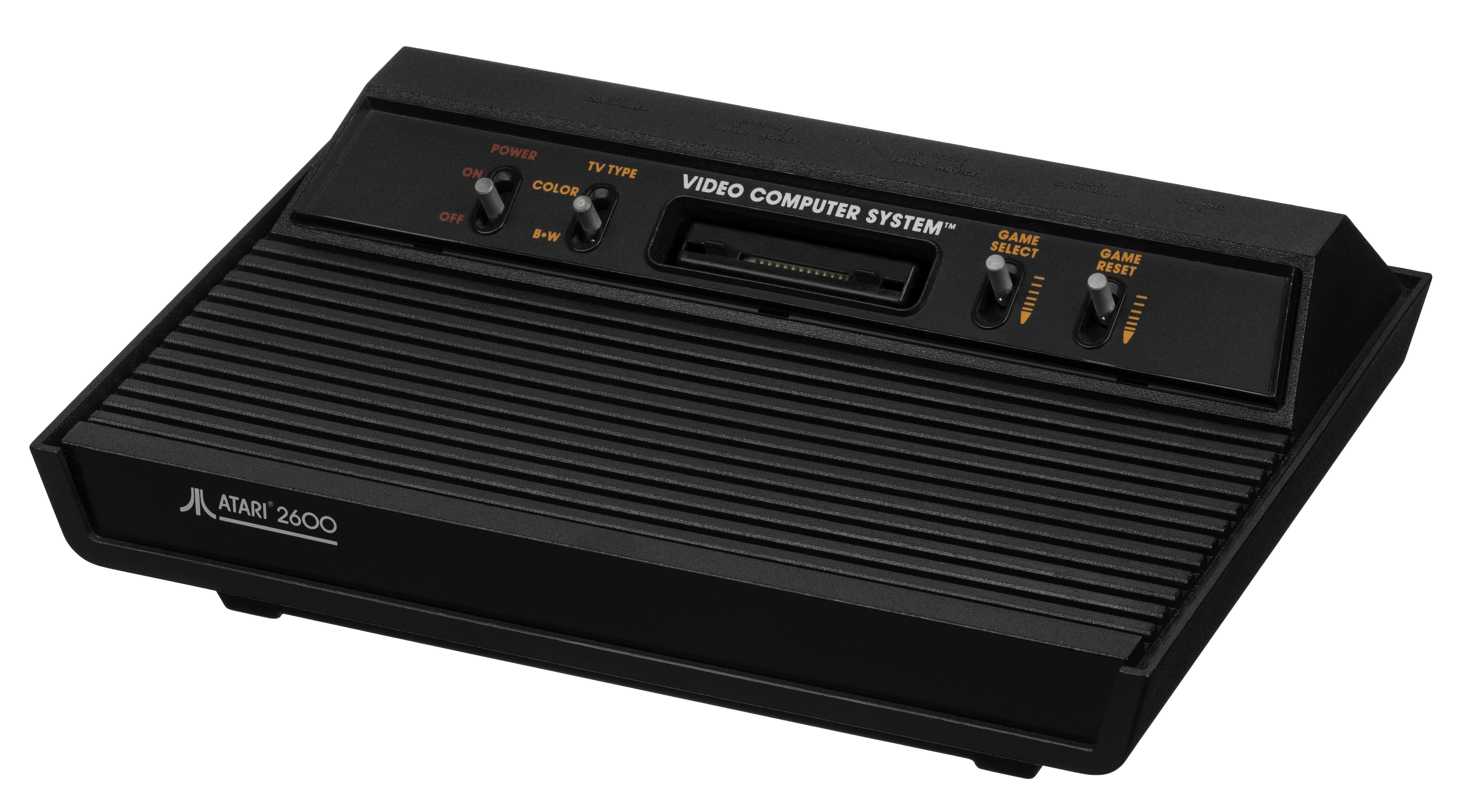 Atari Video Computer System (VCS): první slavná herní konzole