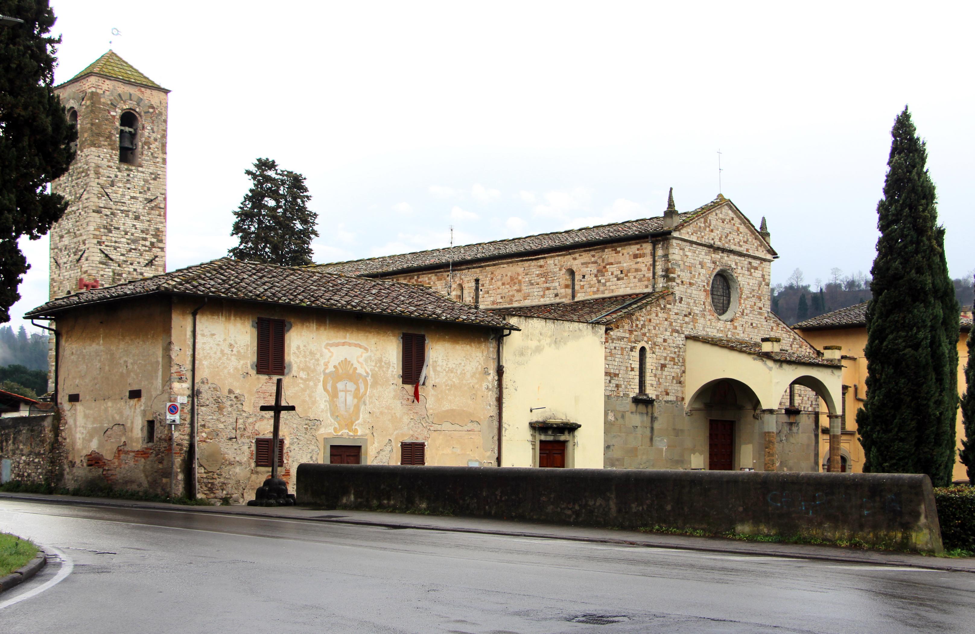 File Bagno A Ripoli Pieve Di San Pietro 02 Jpg