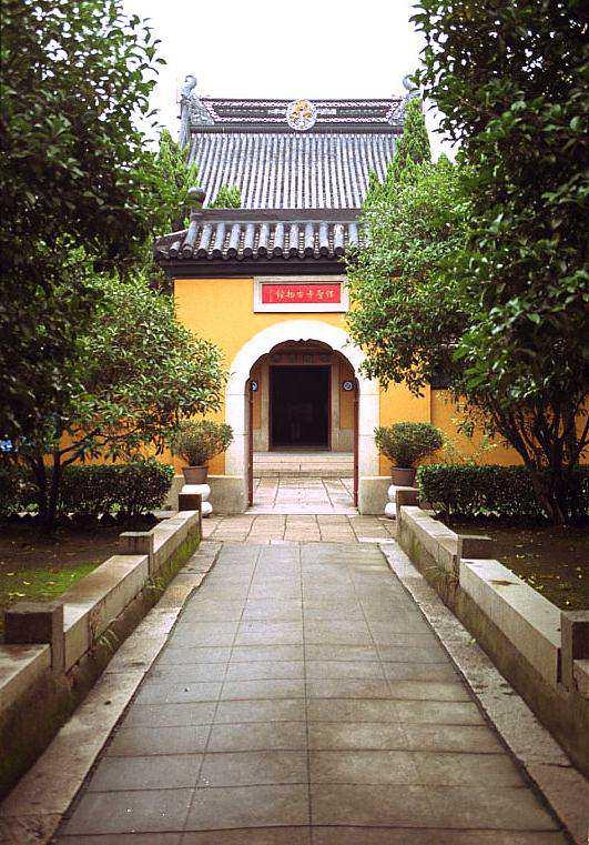 Baosheng Temple