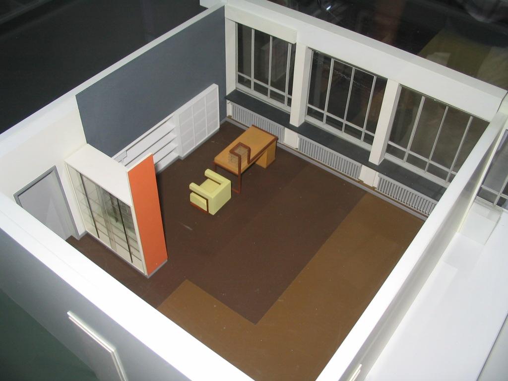 file bauhaus dessau gropiuszimmer jpg wikimedia commons. Black Bedroom Furniture Sets. Home Design Ideas