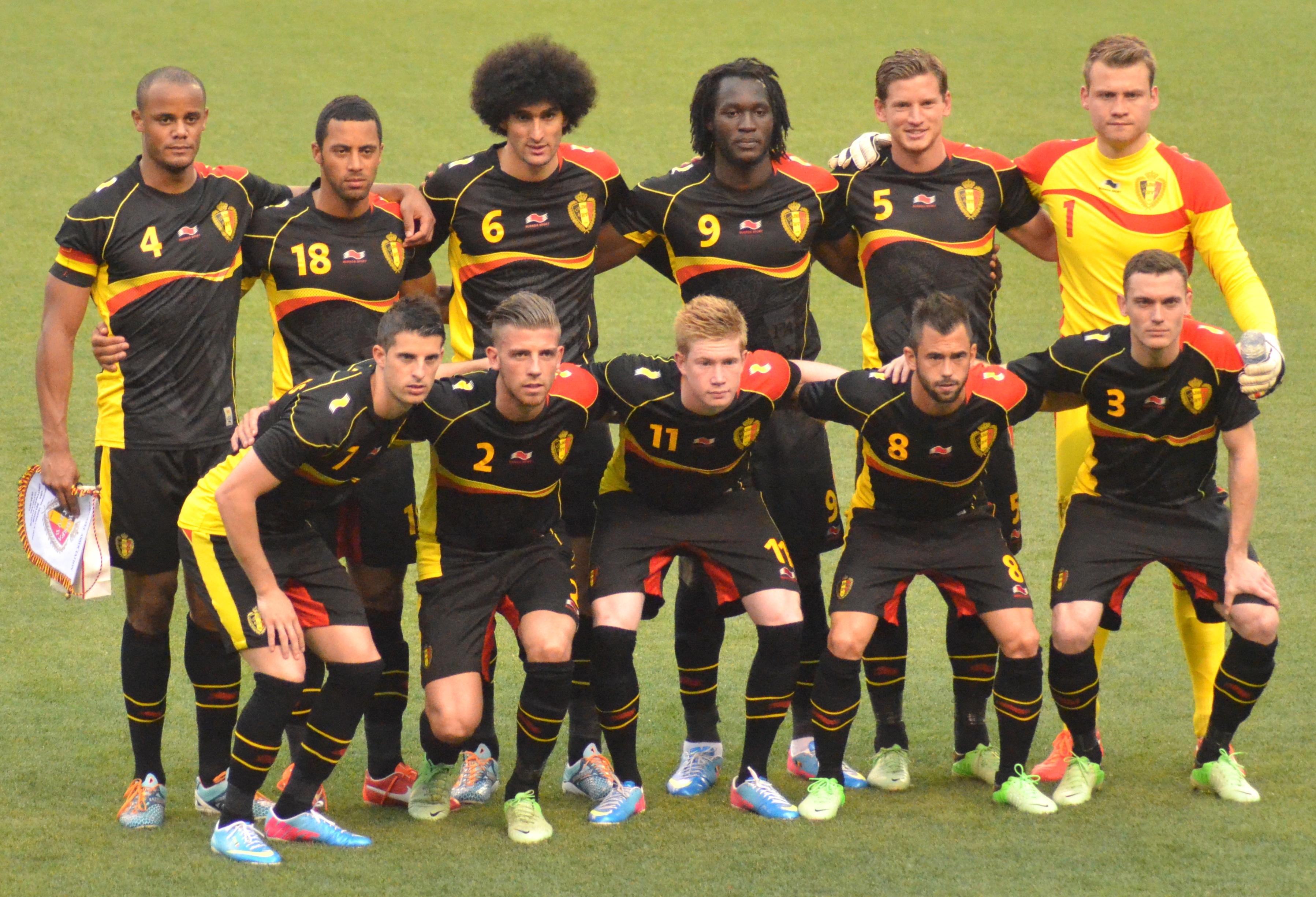 edfd870d2 File Belgium National Team vs USA 2013.jpg - Wikimedia Commons
