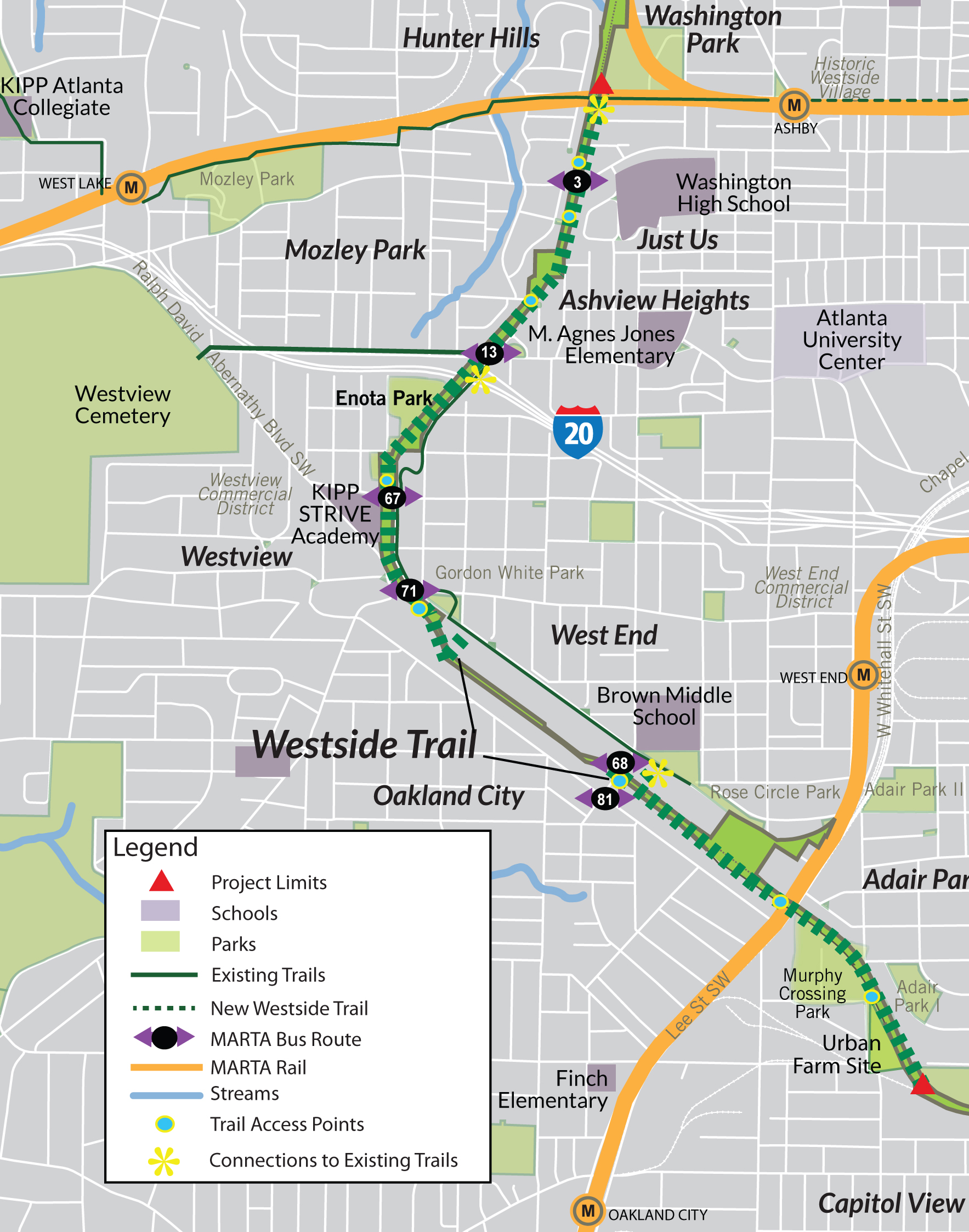 FileBeltline Westside Trail Mapjpg Wikimedia Commons - Georgia map 21