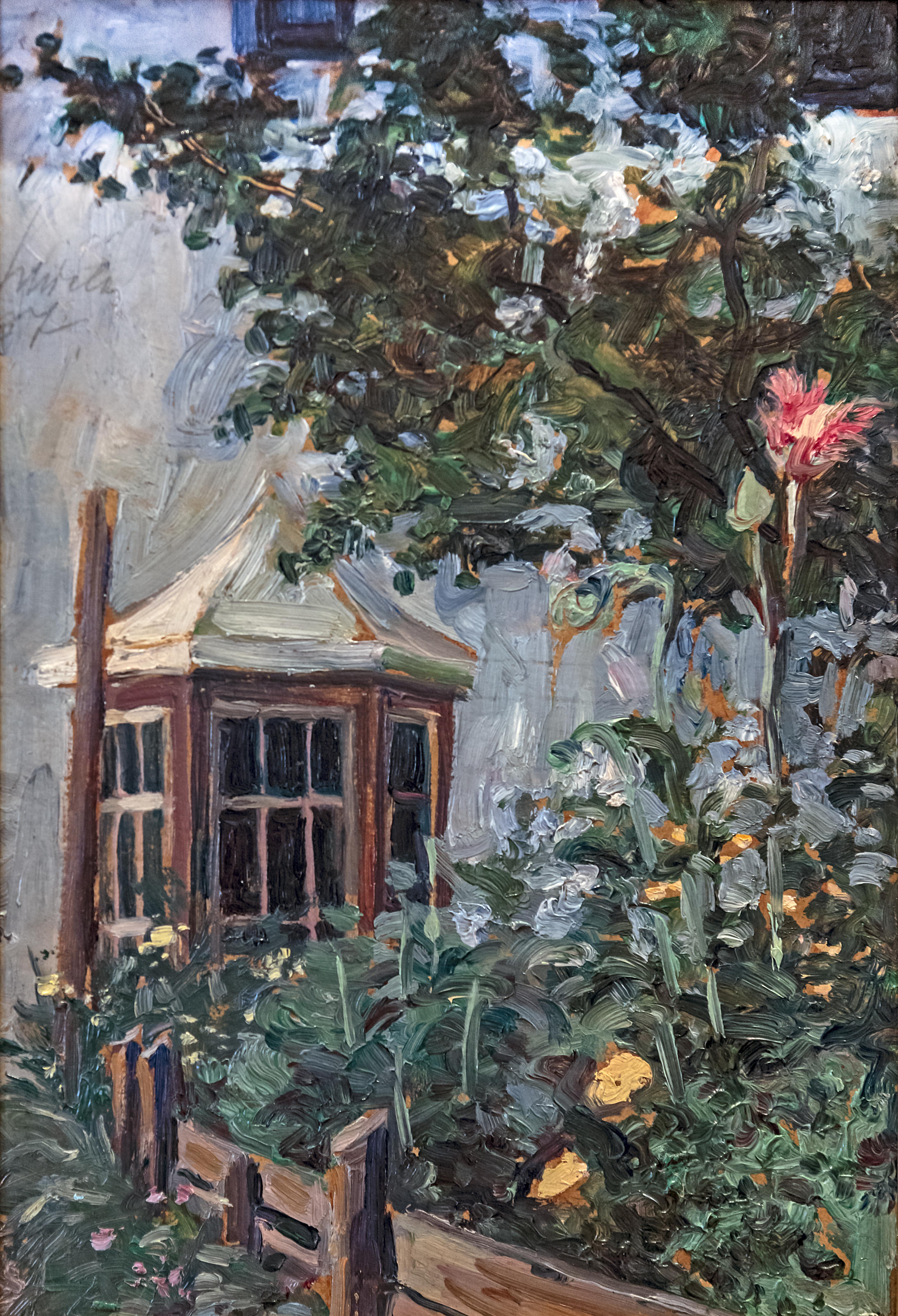 File:Bemberg Fondation Toulouse - Jardin fleuri - Egon Schiele.jpg ...