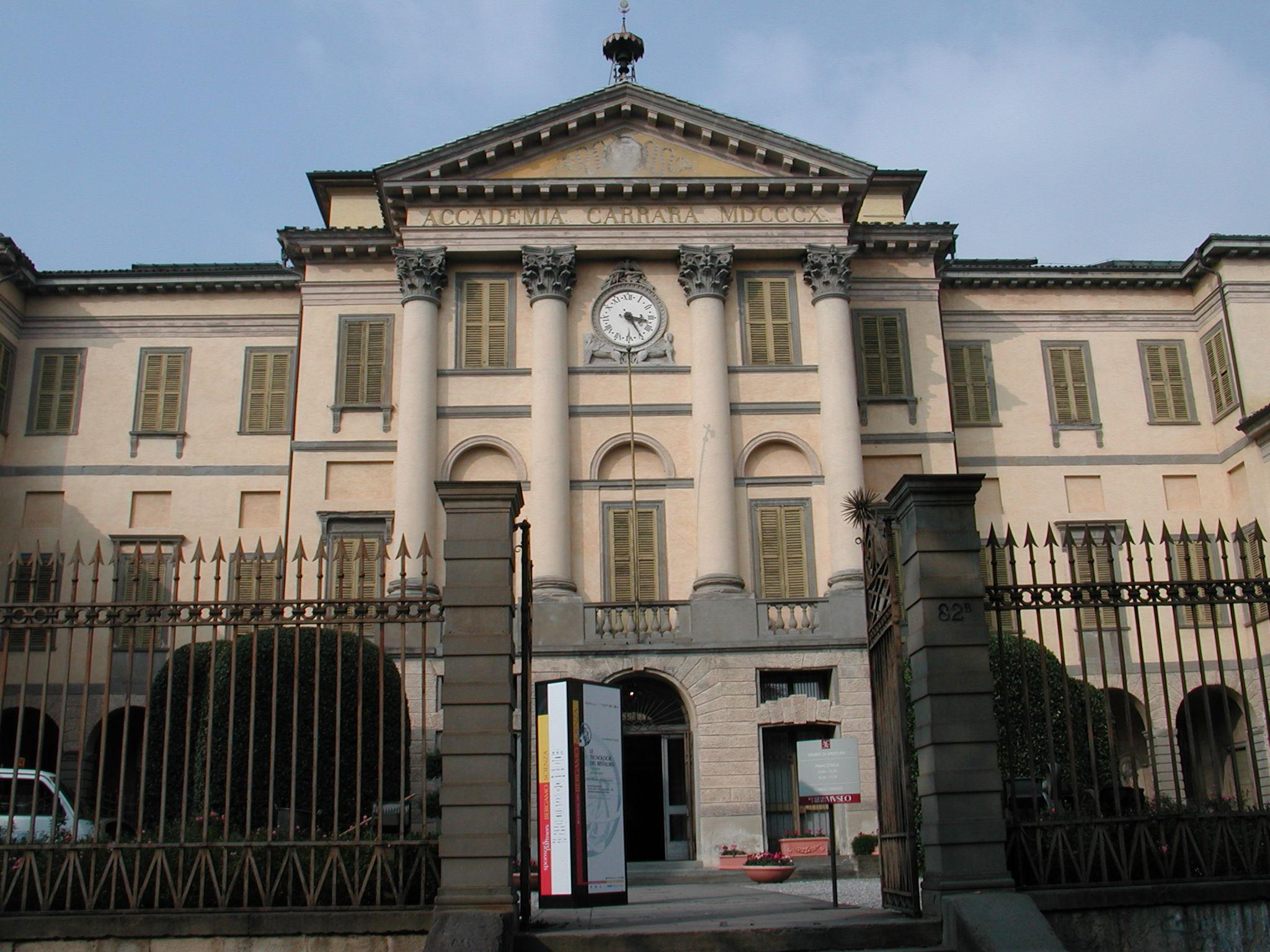 Accademia carrara di belle arti di bergamo for Accademia belle arti design