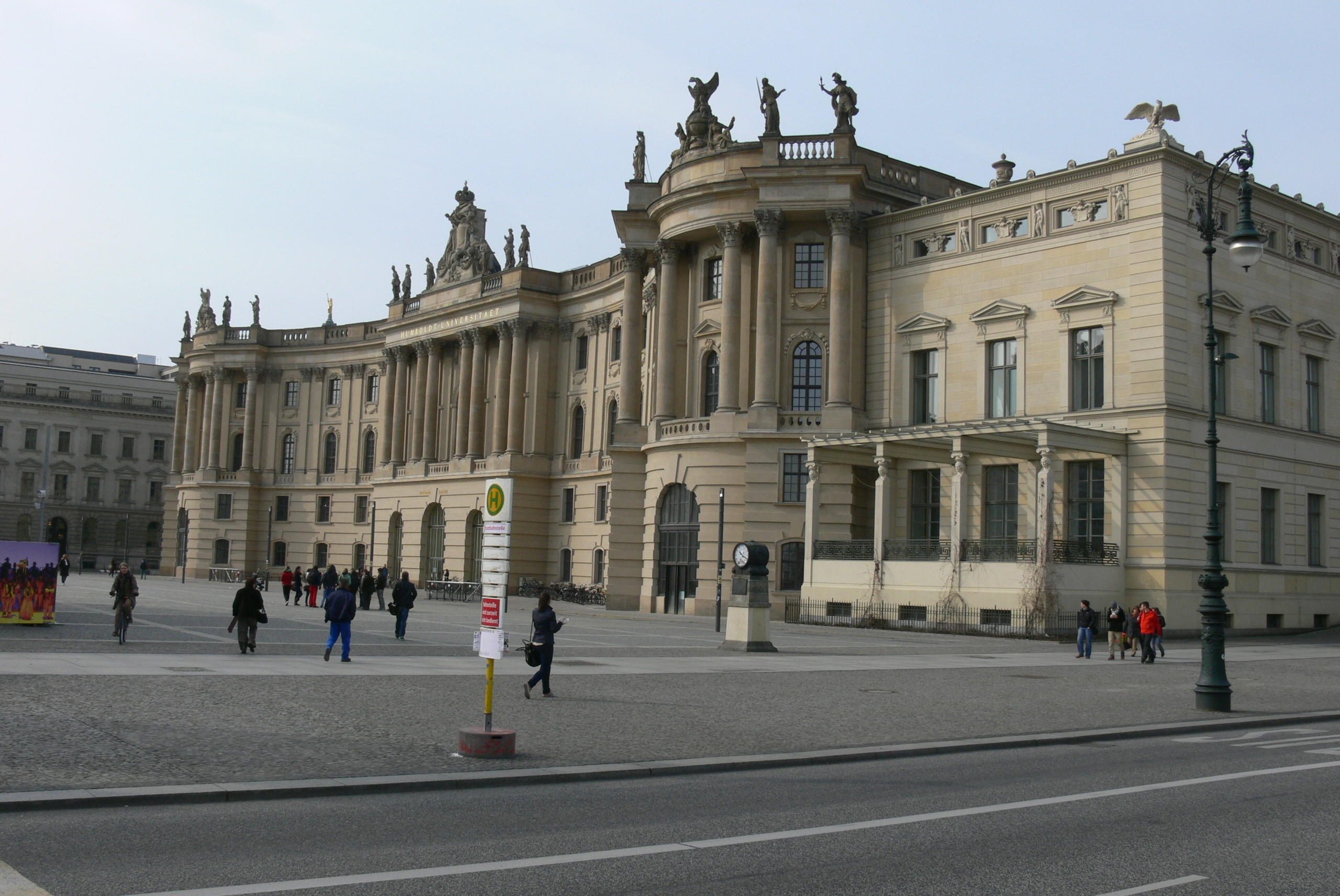 Alte Bibliothek Berlin