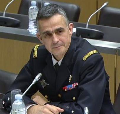 Bertrand soubelet wikip dia - Grille indiciaire officier de gendarmerie ...