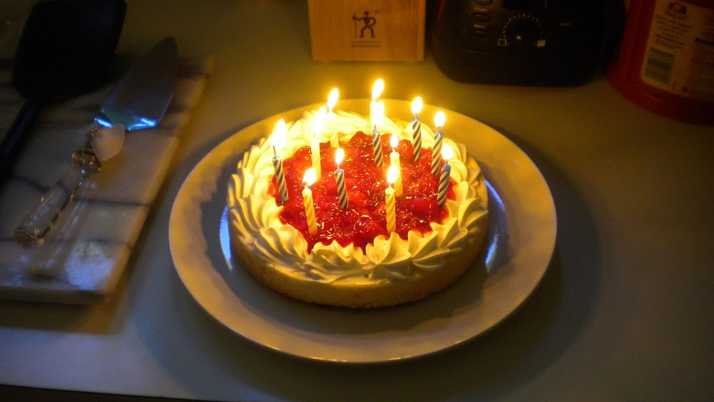 birthday cheese cakes