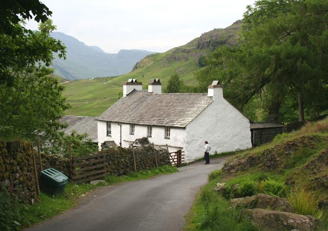 Blea Tarn House, Little Langdale - geograph.org.uk - 842966