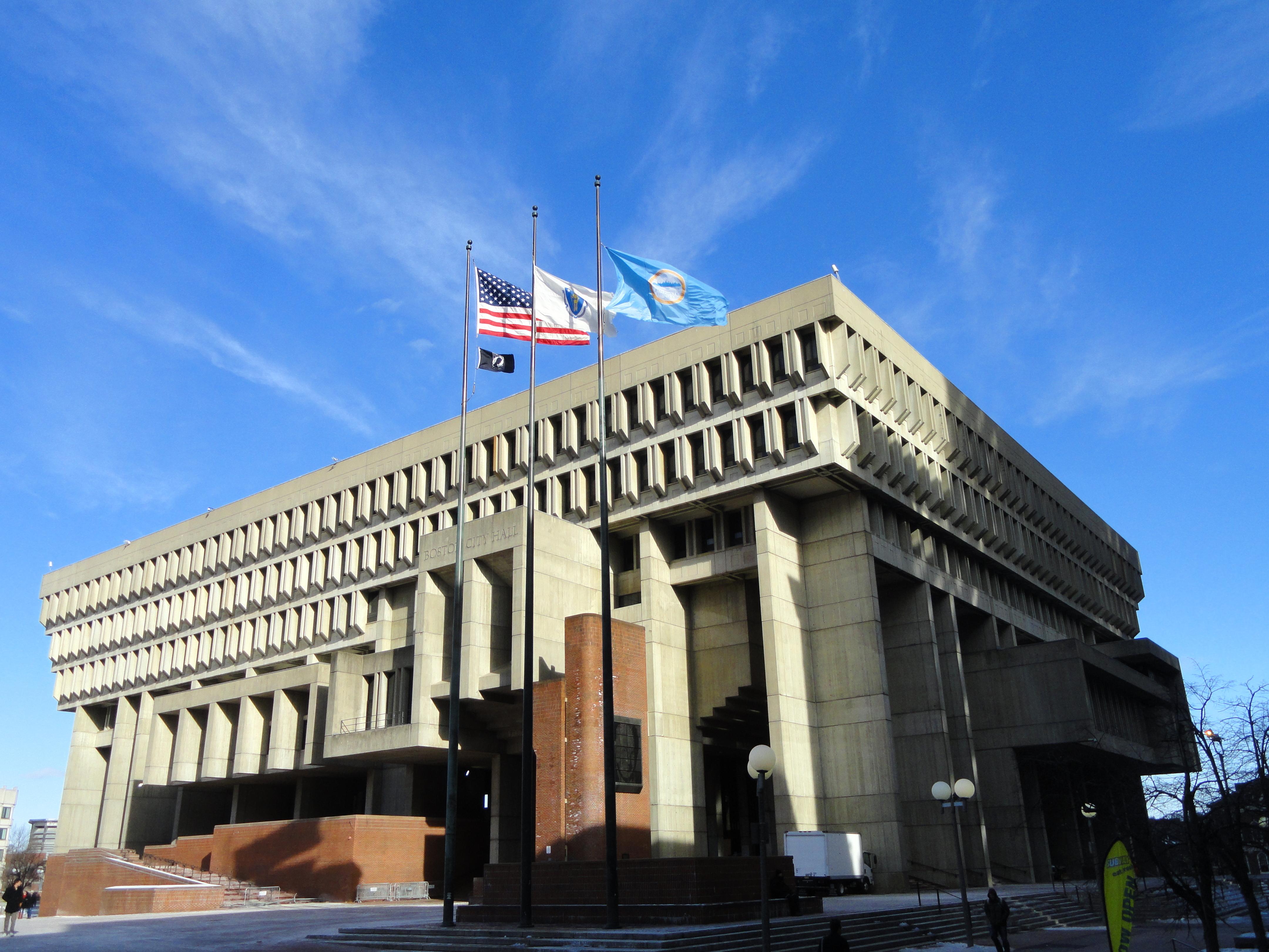 City Of Boston Dog Barking