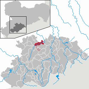 Burkhardtsdorf,  Sachsen, Deutschland
