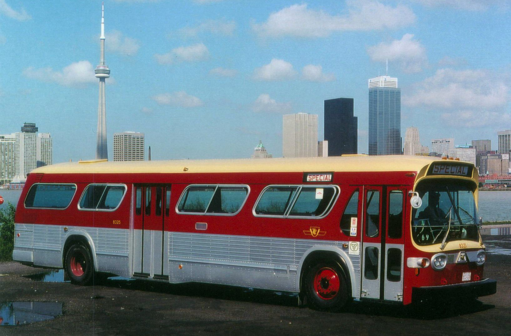 GM New Look bus - Wikiwand